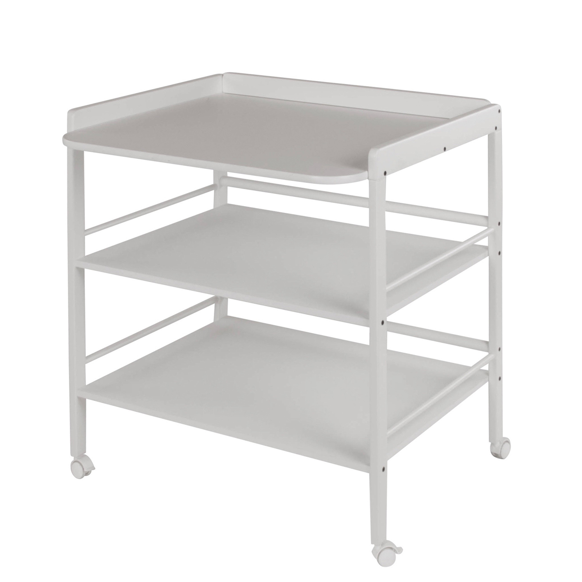 Geuther table langer clara blanc table langer - Table a langer geuther clarissa ...
