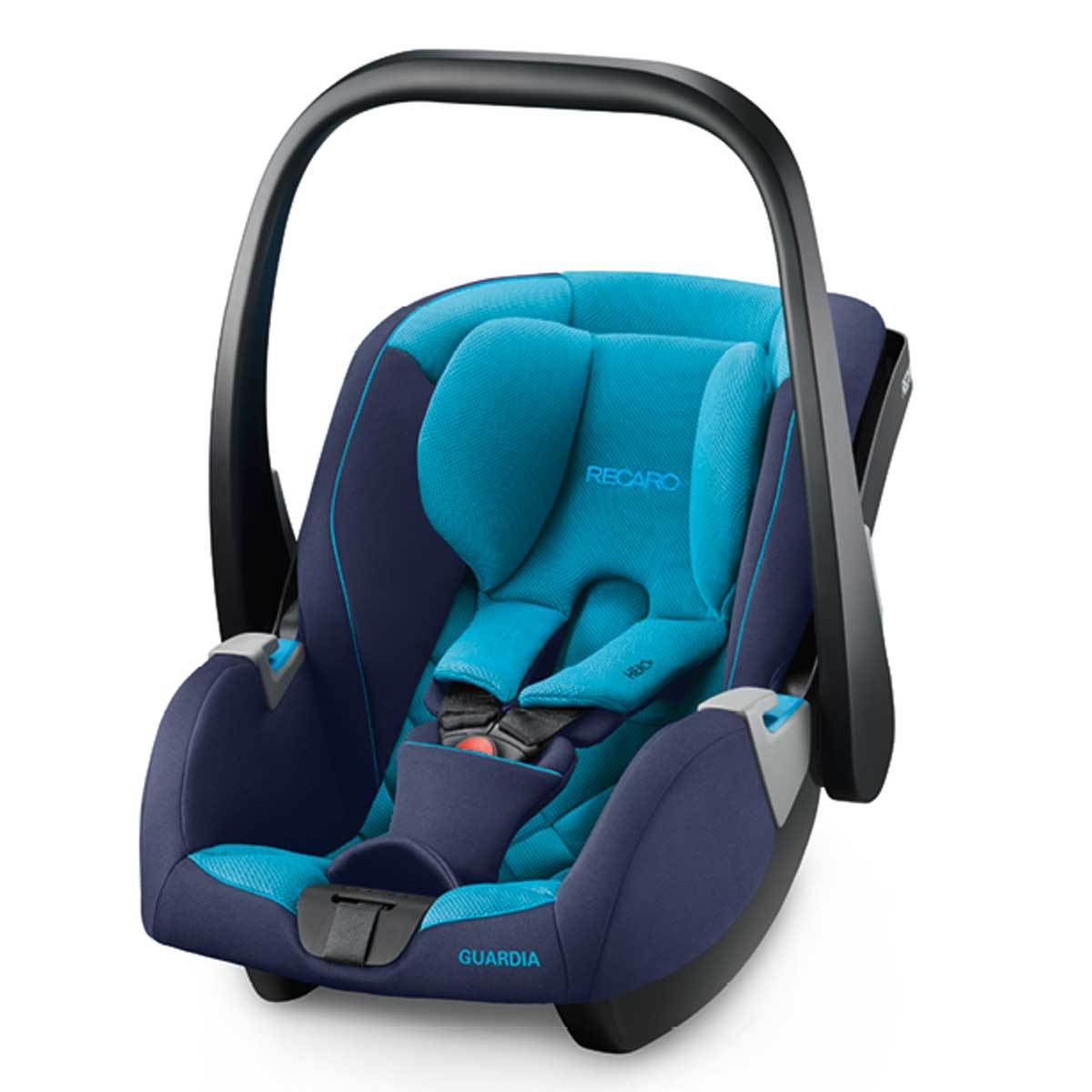 recaro si ge auto guardia isofix groupe 0 xenon blue si ge auto et coque recaro sur l. Black Bedroom Furniture Sets. Home Design Ideas