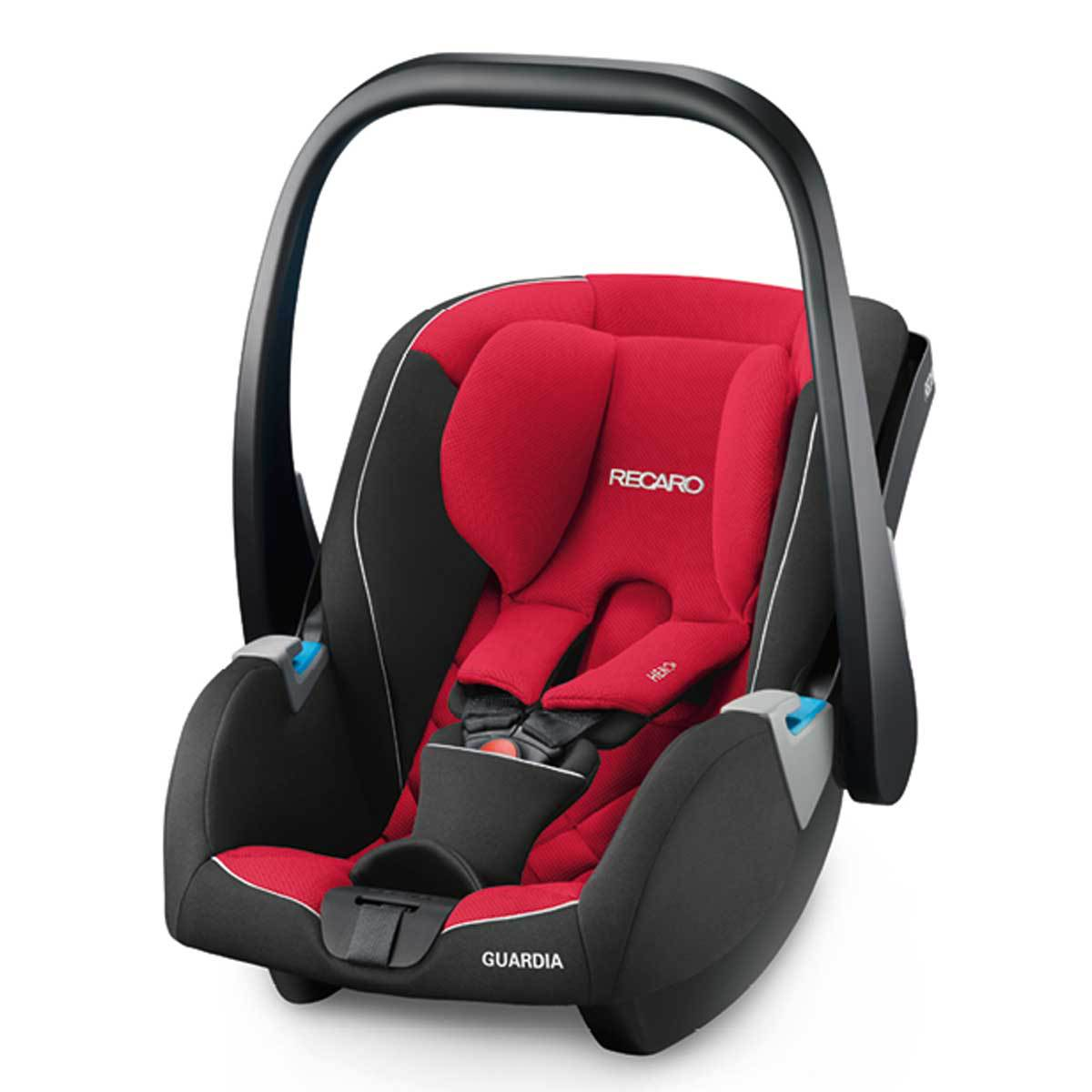 recaro si ge auto guardia isofix groupe 0 racing red si ge auto et coque recaro sur l. Black Bedroom Furniture Sets. Home Design Ideas