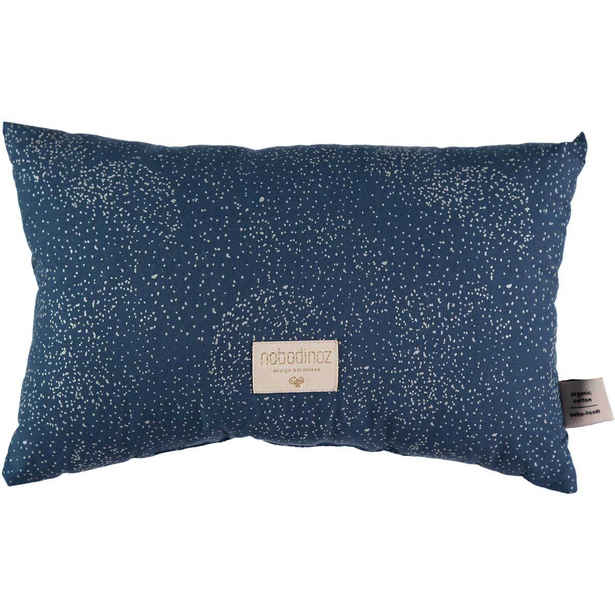 Coussin Petit Coussin Laurel - Gold Bubble & Night Blue Petit Coussin Laurel - Gold Bubble & Night Blue