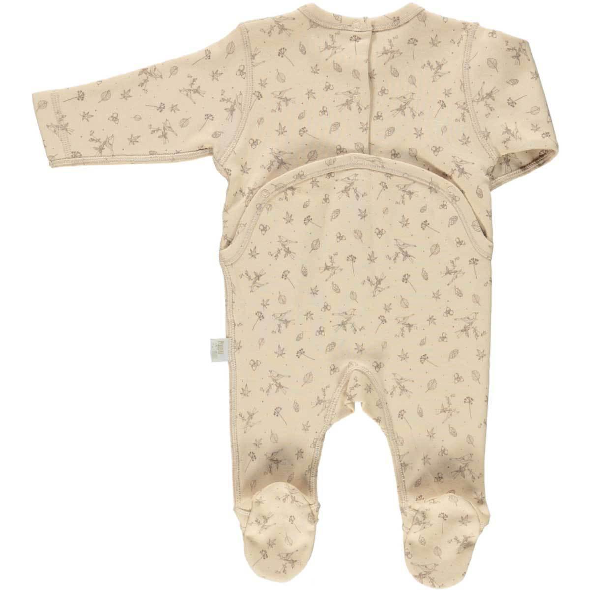 poudre organic pyjama ponteira amberlight 18 mois body et pyjama poudre organic sur l. Black Bedroom Furniture Sets. Home Design Ideas