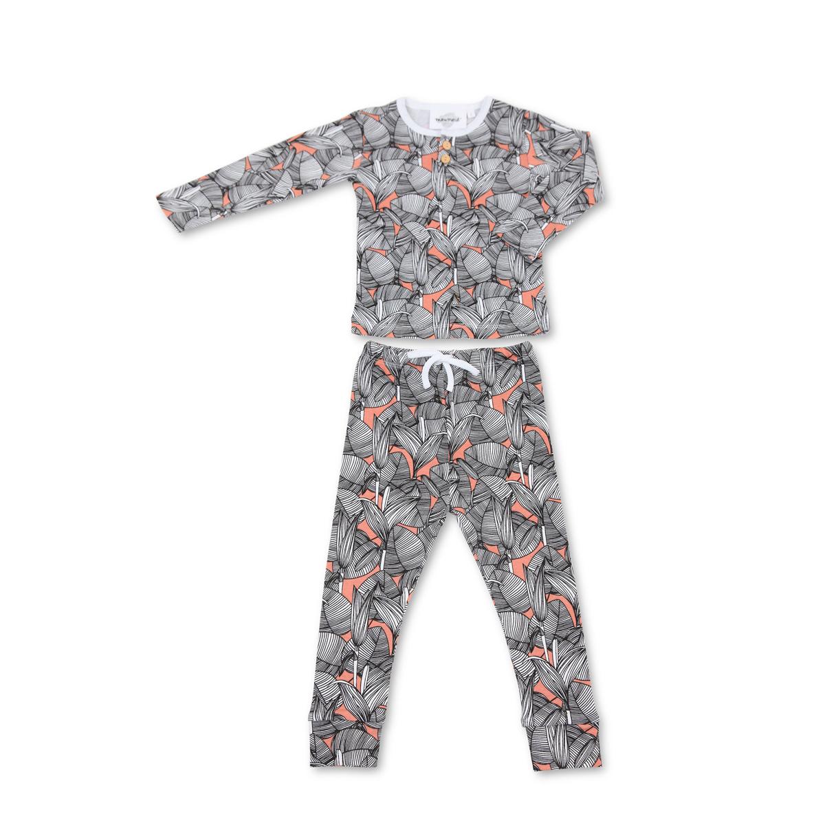 moumout pyjama o rs calla 2 ans body et pyjama moumout sur l 39 armoire de b b. Black Bedroom Furniture Sets. Home Design Ideas