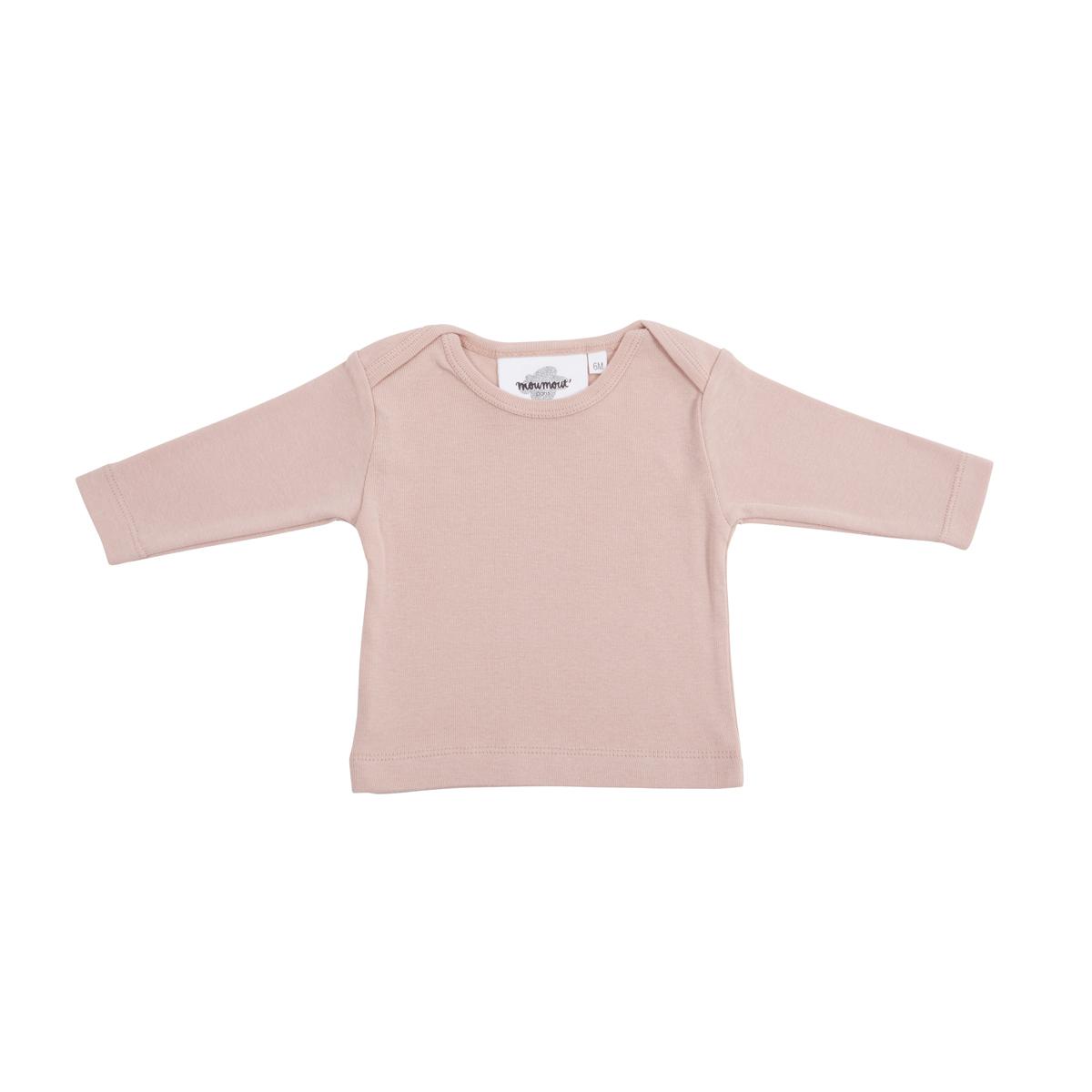 Hauts bébé T-Shirt Manches Longues Mü - Nu - 18 Mois T-Shirt Manches Longues Mü - Nu - 18 Mois