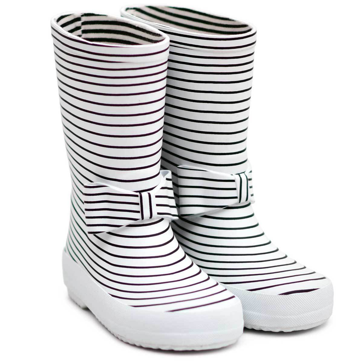 Chaussons & Chaussures Bottes Boxbonaute Bowtie - 27 Bottes Boxbonaute Bowtie - 27