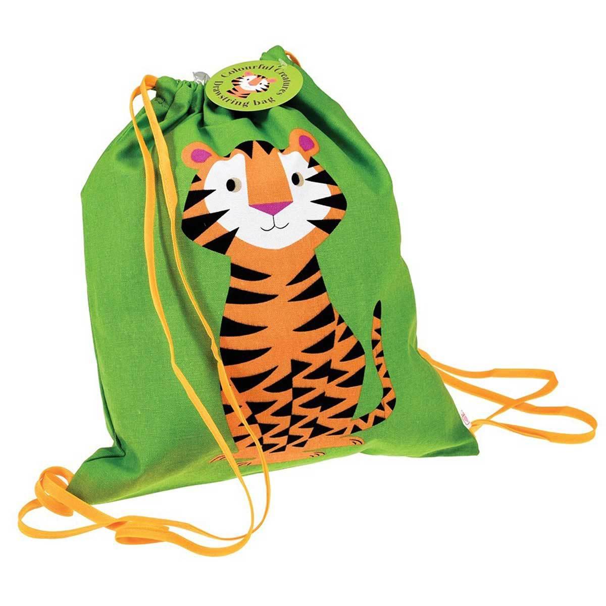 Bagagerie enfant Sac à Goûter - Tigre Sac à Goûter - Tigre