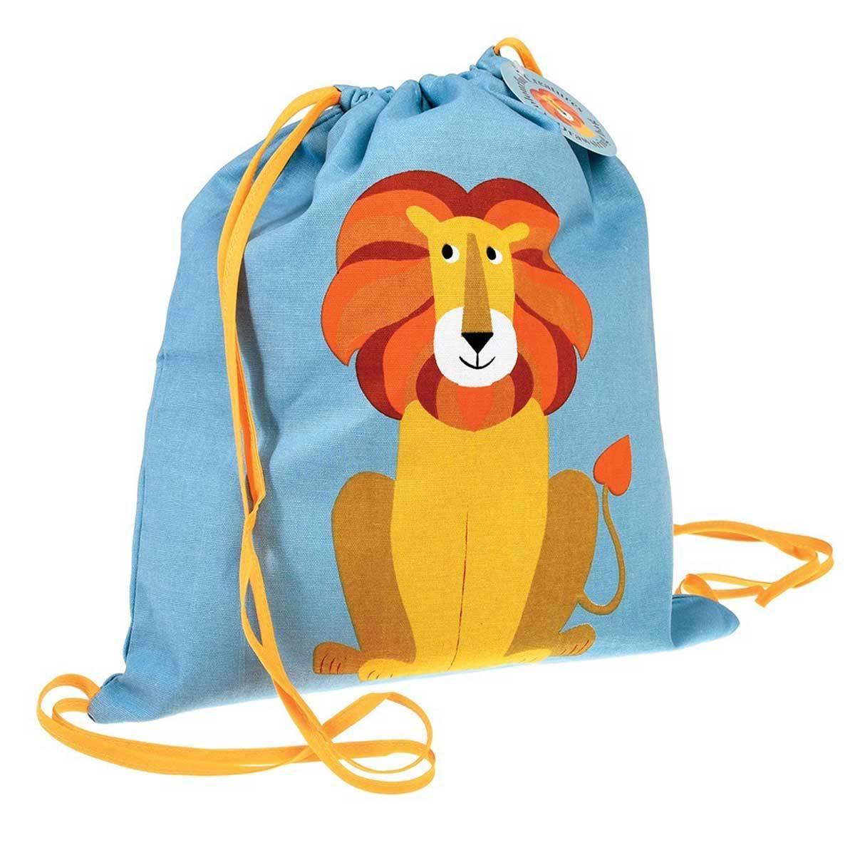 Bagagerie enfant Sac à Goûter - Lion Sac à Goûter - Lion