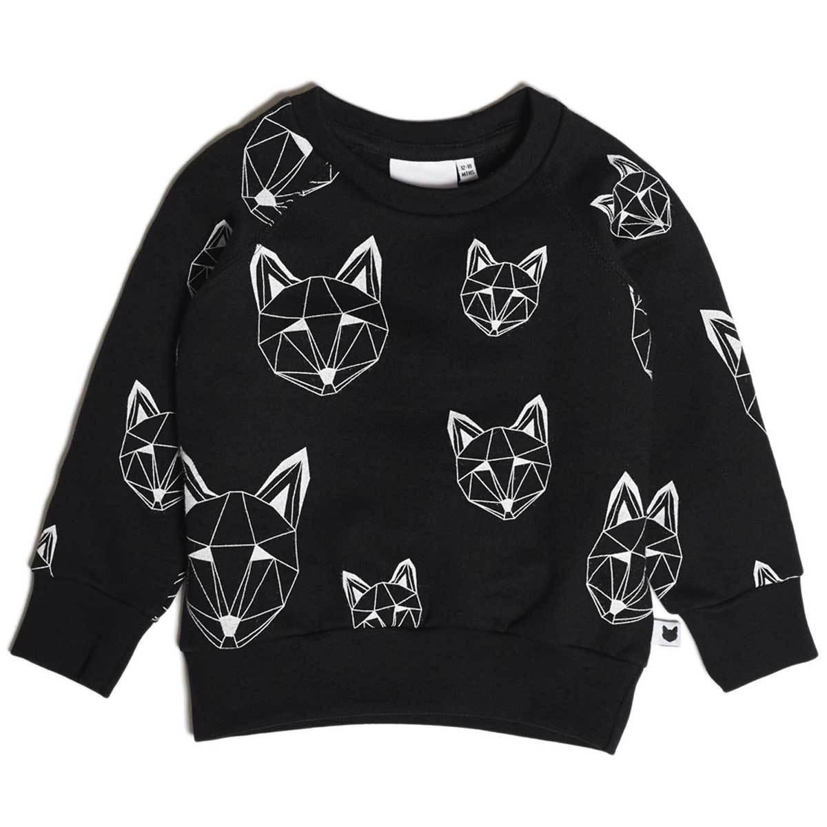 Hauts bébé Sweatshirt Just Call Me Fox - 6/12 mois Sweatshirt Just Call Me Fox - 6/12 mois
