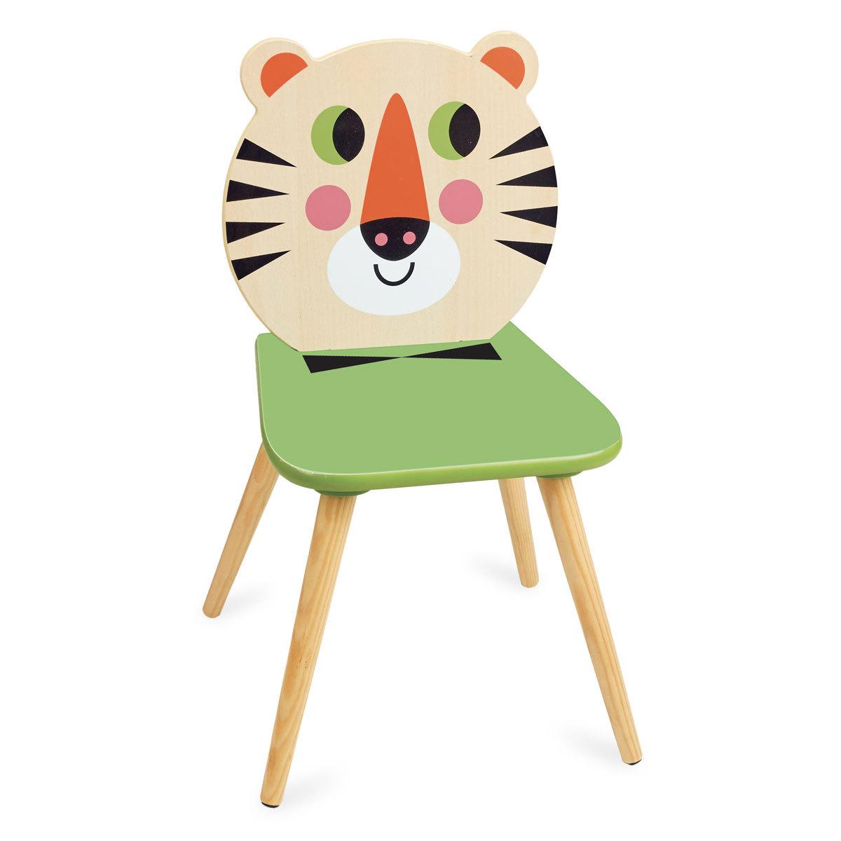 Table & Chaise Chaise Tigre par Ingela P. Arrhenius