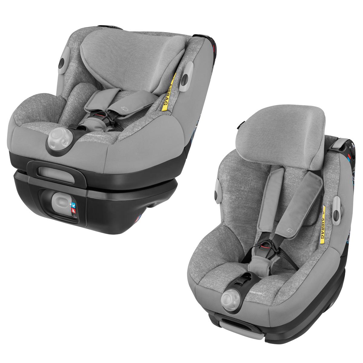 b b confort si ge auto opal groupe 0 1 nomad grey si ge auto et coque b b confort sur l. Black Bedroom Furniture Sets. Home Design Ideas