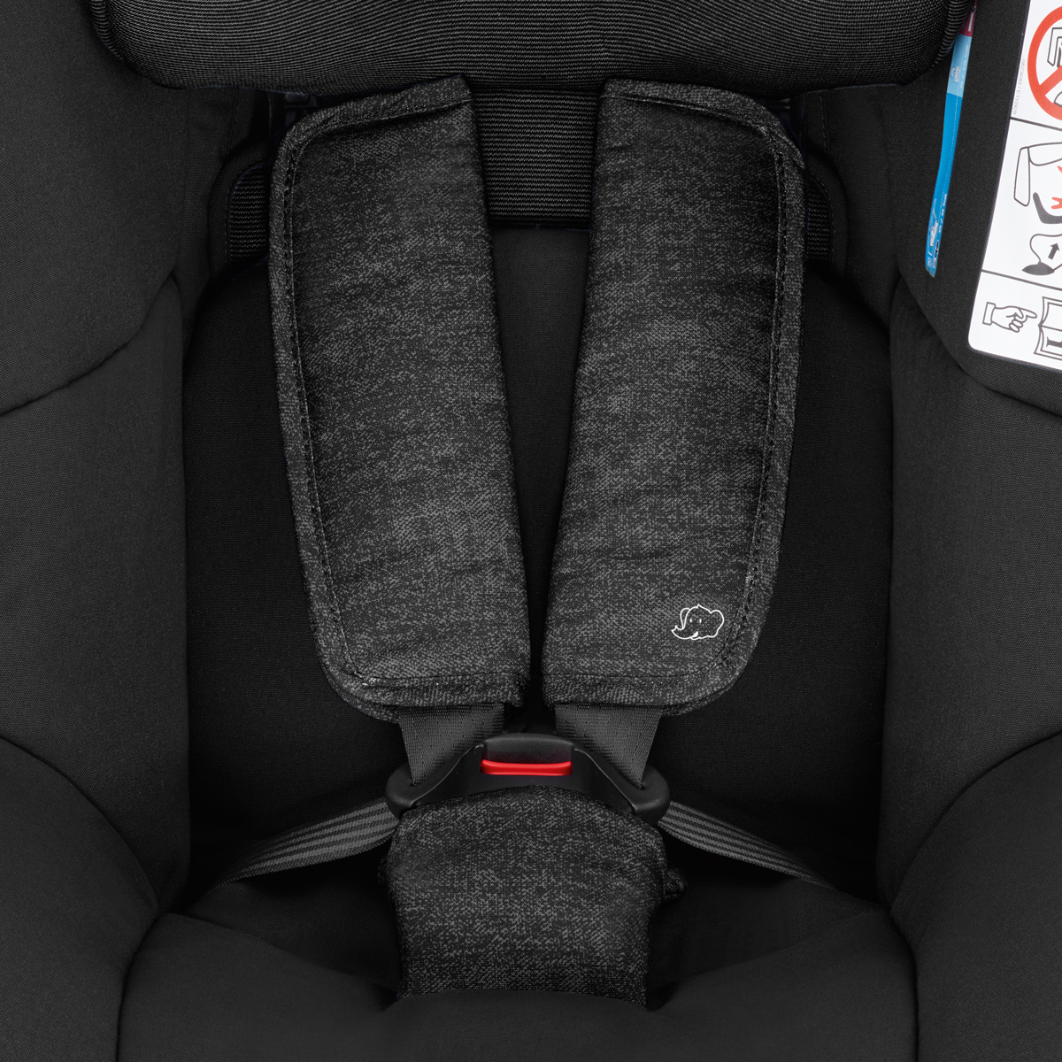 b b confort si ge auto milofix isofix groupe 0 1 nomad. Black Bedroom Furniture Sets. Home Design Ideas