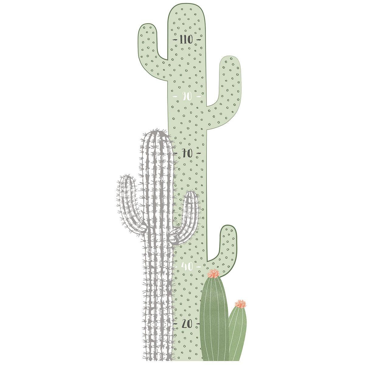 Sticker Wild West - Stickers Toise - Cactus Wild West - Stickers Toise - Cactus