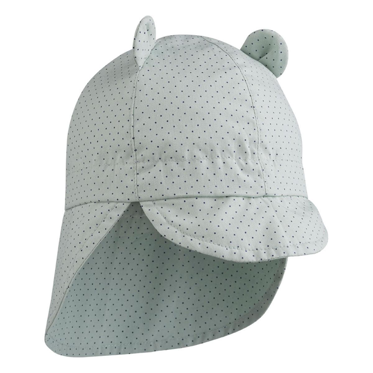 Accessoires bébé Casquette Gorm Little Dot & Dusty Mint - 0/6 Mois Casquette Gorm Little Dot & Dusty Mint - 0/6 Mois