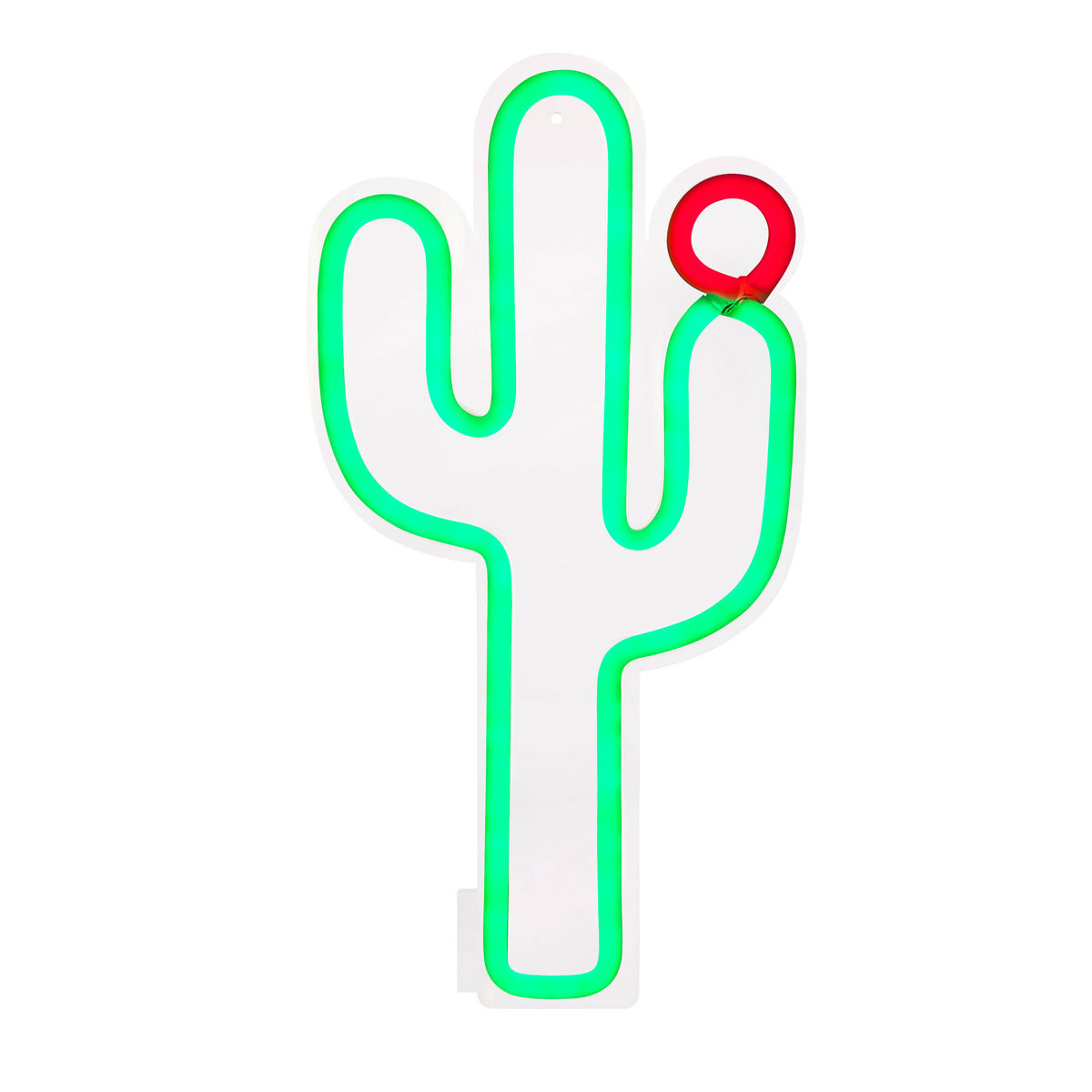 Suspension  décorative Neon LED Wall Cactus - Taille S