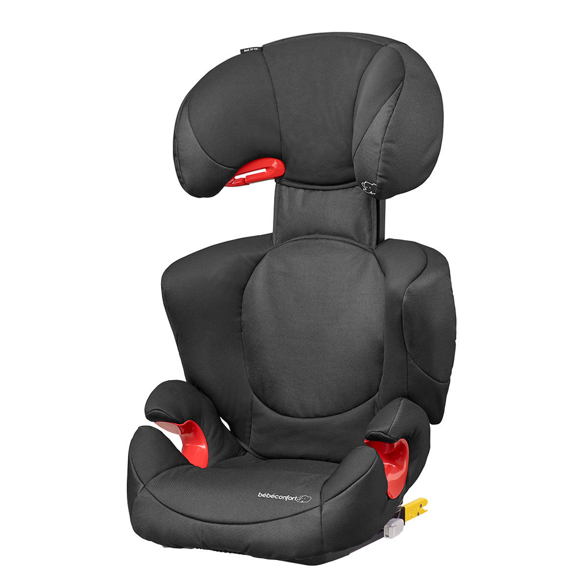 b b confort si ge auto rodi xp fix isofix groupe 2 3 night black si ge auto et coque b b. Black Bedroom Furniture Sets. Home Design Ideas
