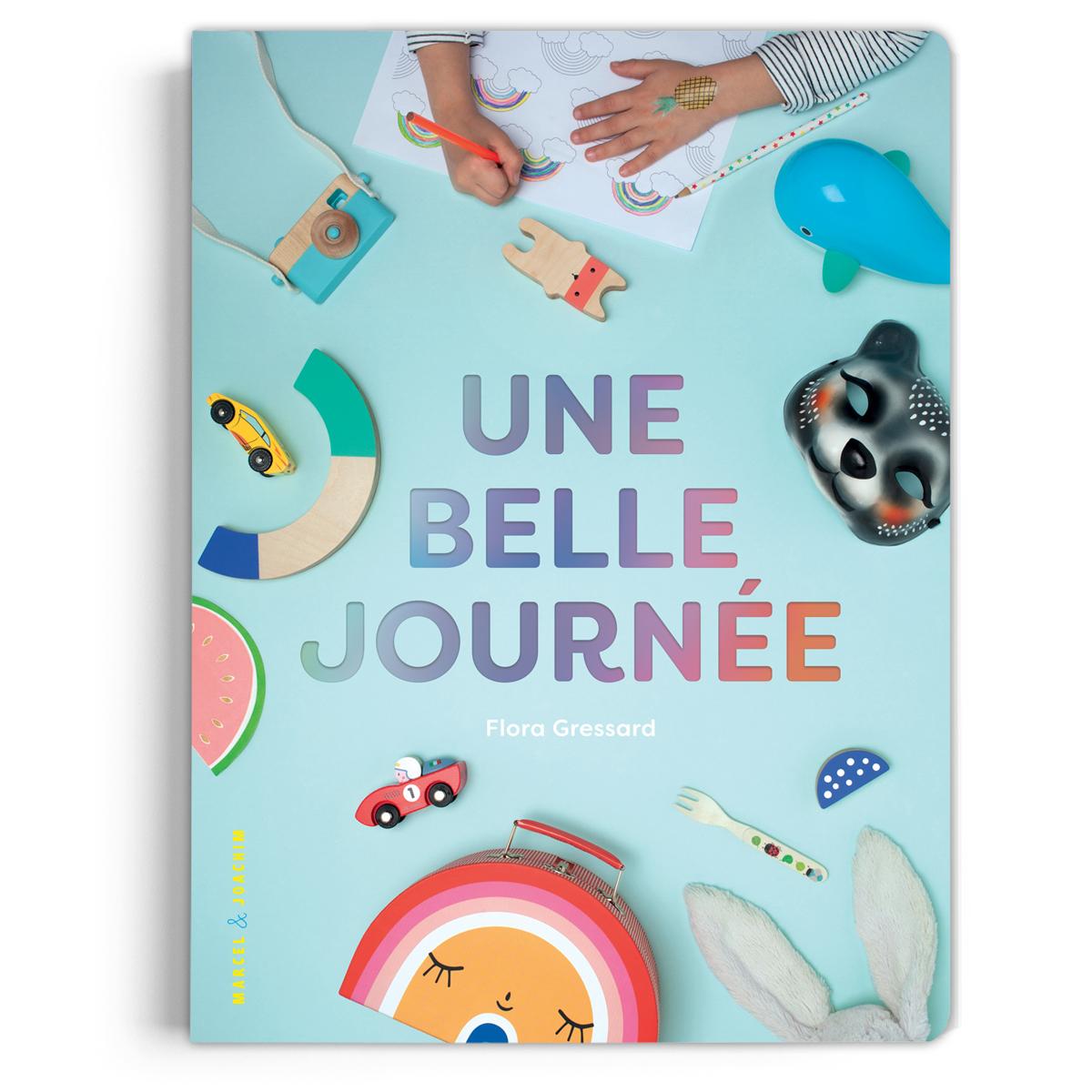 Livre & Carte Une Belle Journée Une Belle Journée