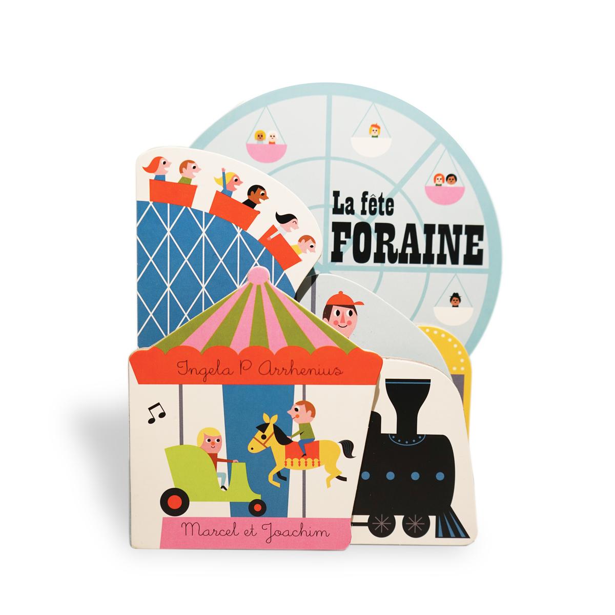Livre & Carte La Fête Foraine La Fête Foraine