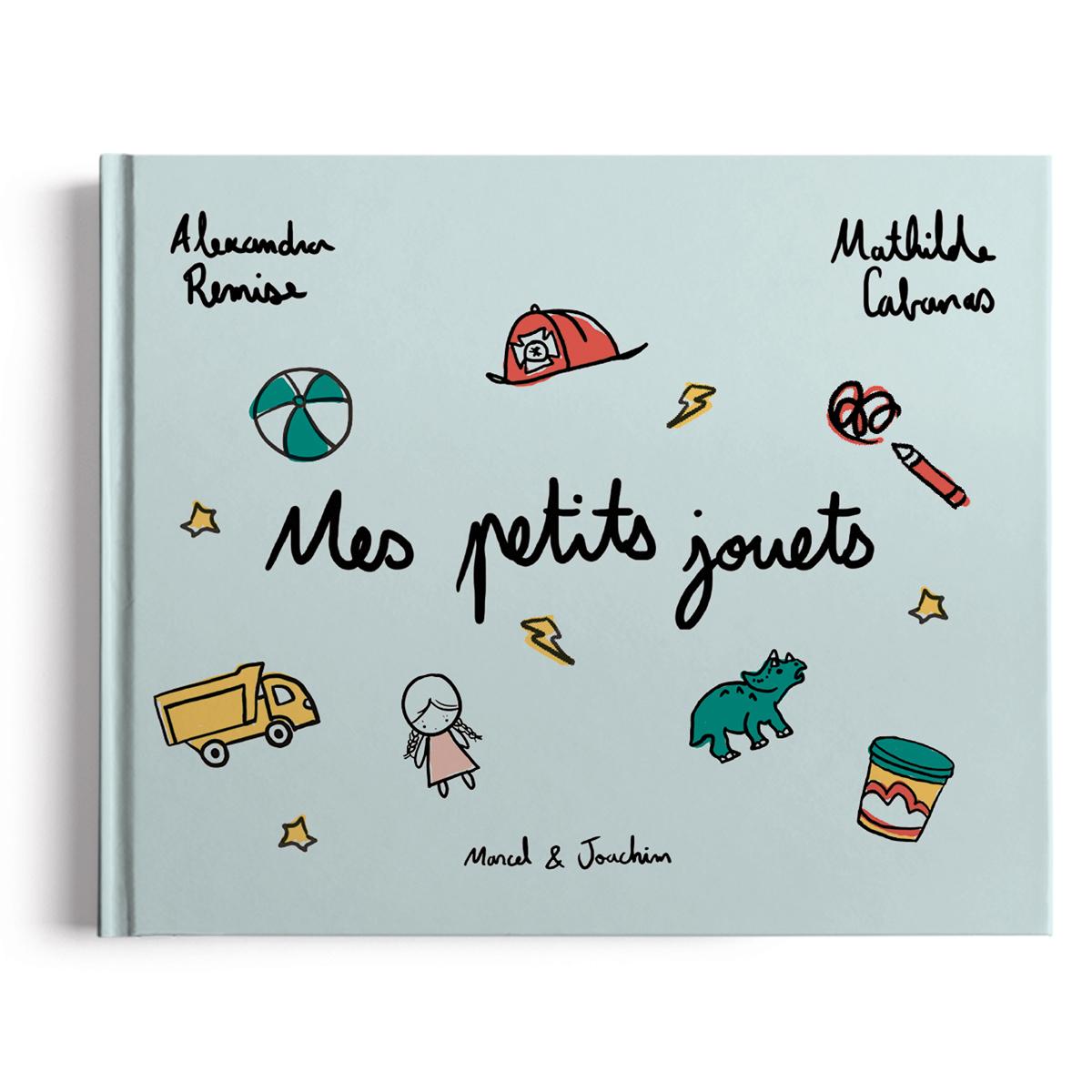 Livre & Carte Mes Petits Jouets