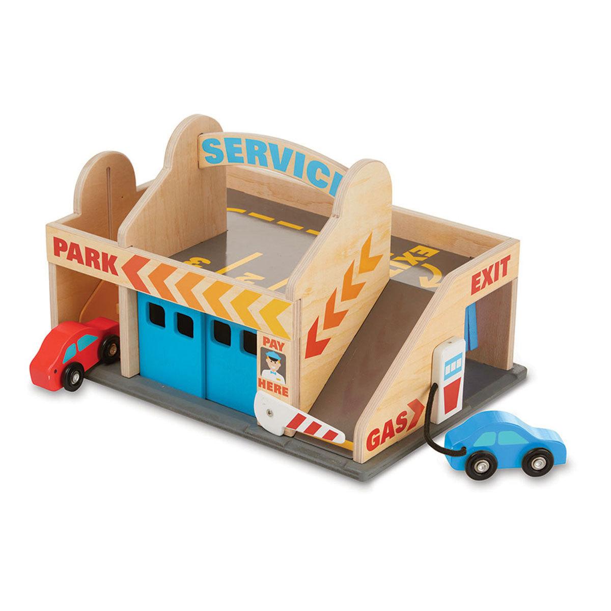 Mes premiers jouets Station Service avec Garage Station Service avec Garage