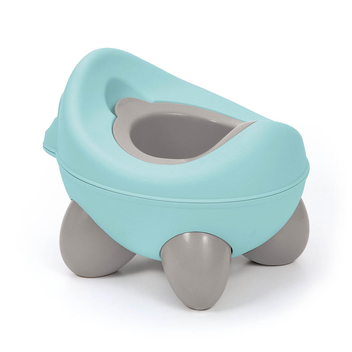 Pot & Réducteur Pot Baby Bug - Vert/Gris Pot Baby Bug - Vert/Gris
