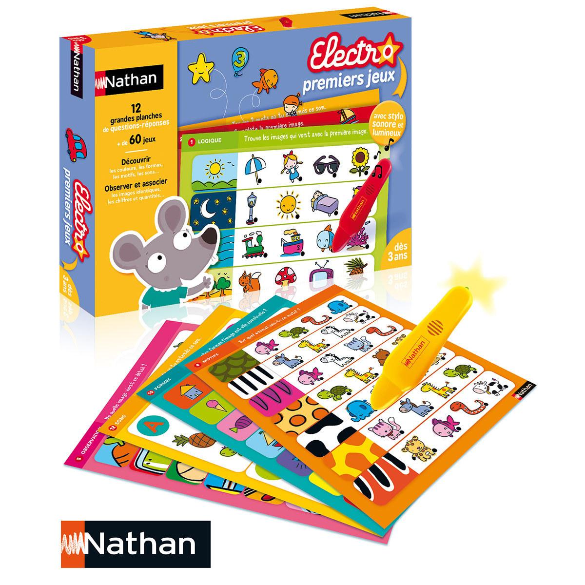Mes premiers jouets Electro Premiers Jeux Electro Premiers Jeux