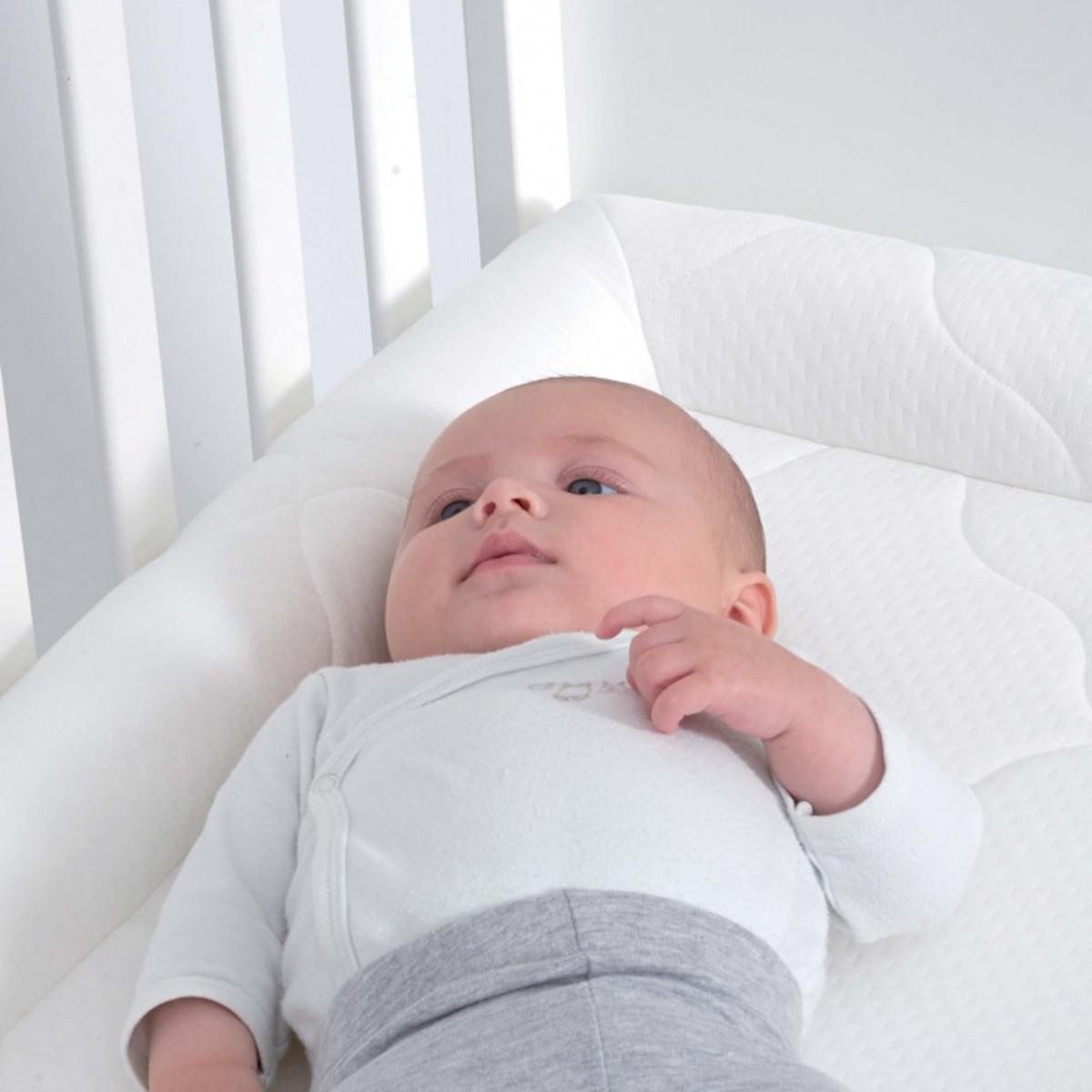 tin o matelas baby protect 60 x 120 cm matelas b b tin o sur l 39 armoire de b b. Black Bedroom Furniture Sets. Home Design Ideas