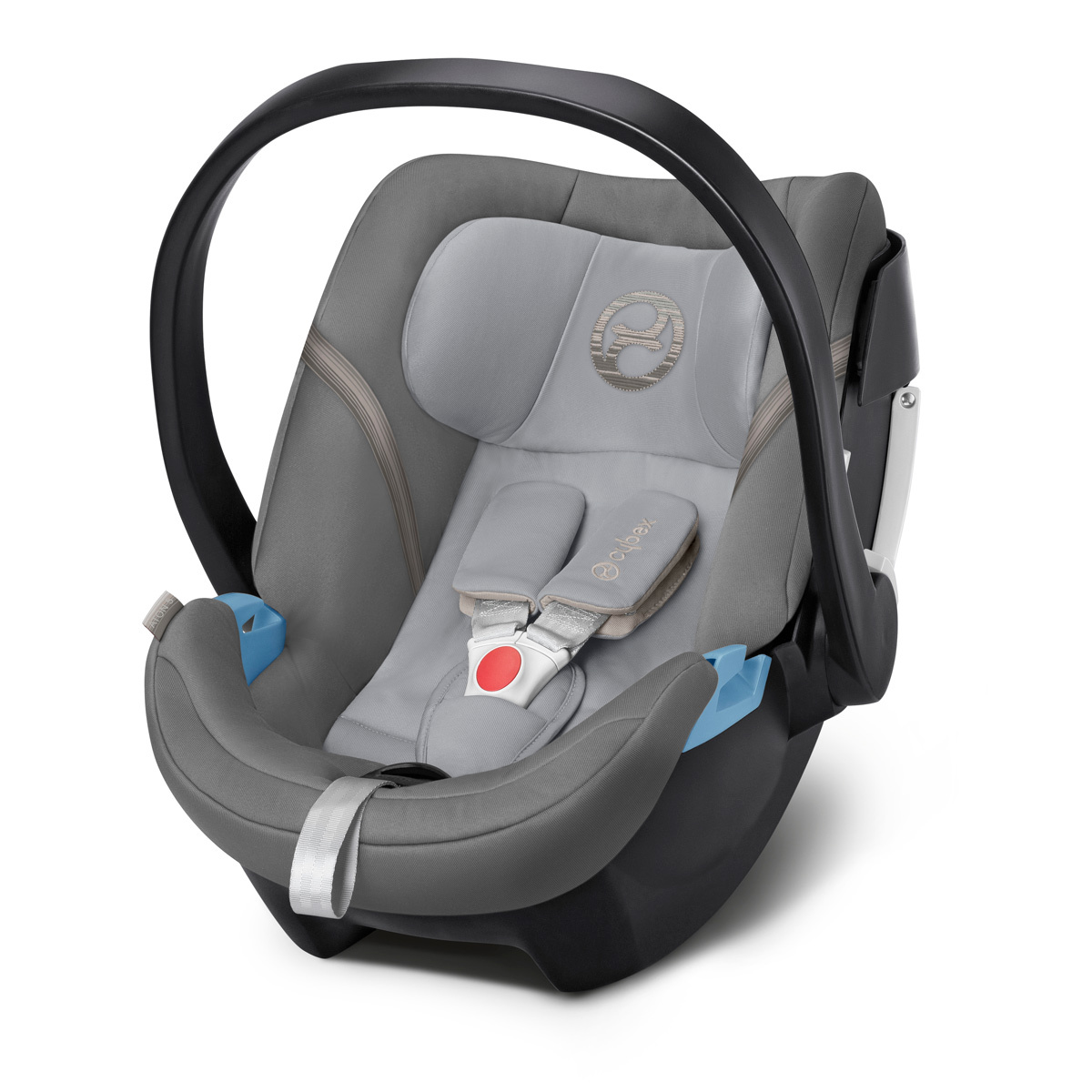 cybex si ge auto aton 5 isofix groupe 0 manhattan grey si ge auto et coque cybex sur l. Black Bedroom Furniture Sets. Home Design Ideas