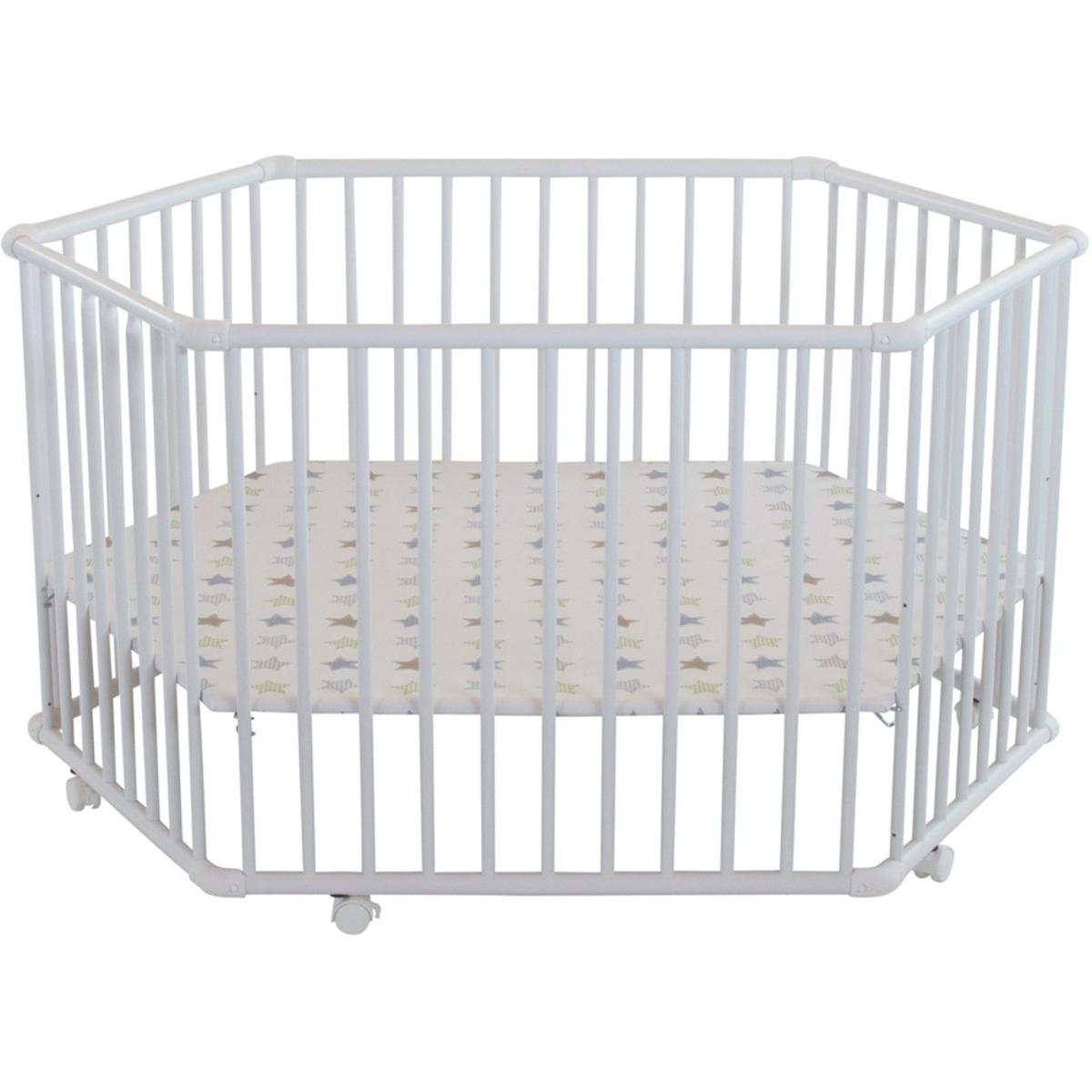 Geuther parc b b matrix r glable blanc parc b b - L armoire de bebe ...