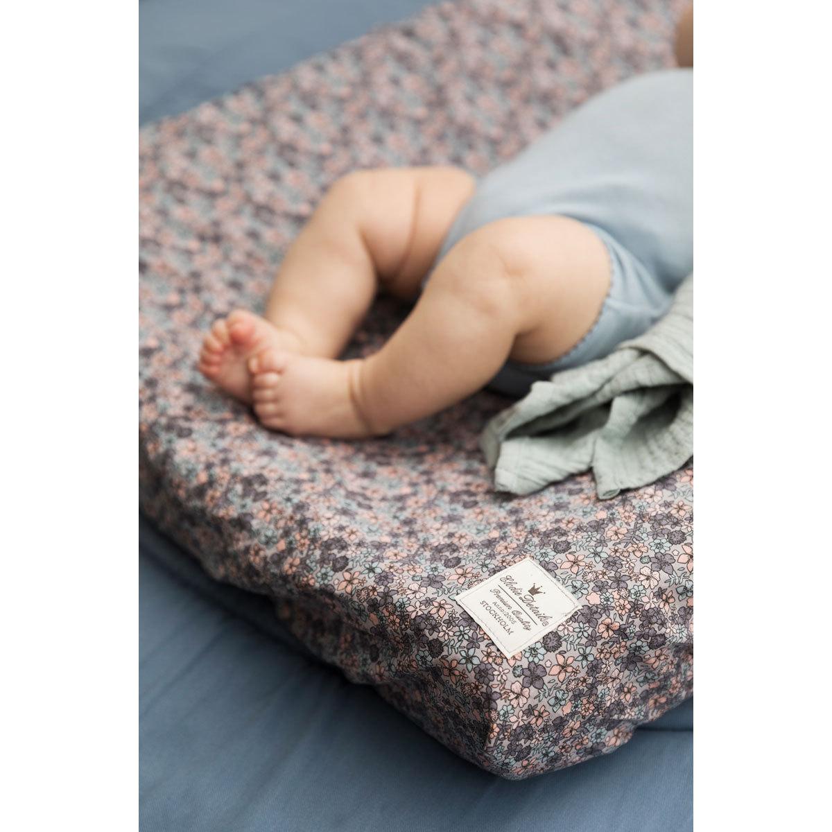 elodie details pack de 2 housses matelas langer petit botanic matelas et housse langer. Black Bedroom Furniture Sets. Home Design Ideas