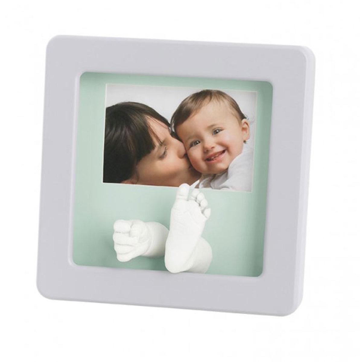Baby Art Kit Dempreinte 3d Sculpture Cadre Photo Empreinte