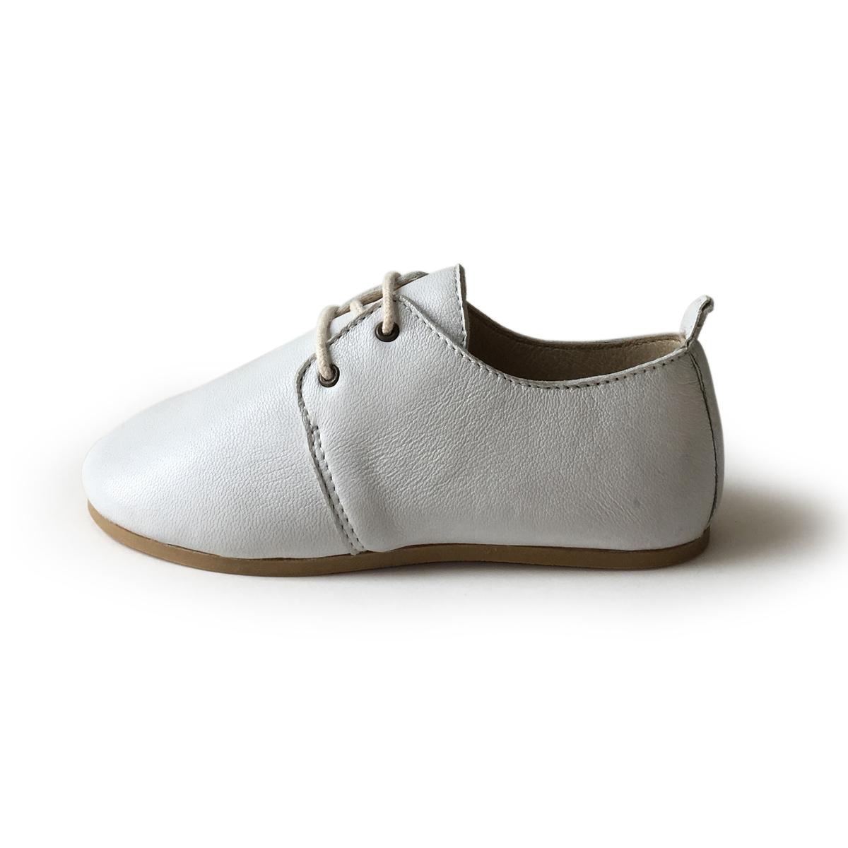 Chaussons & Chaussures Petit Paris Trend Blanc - Taille 26
