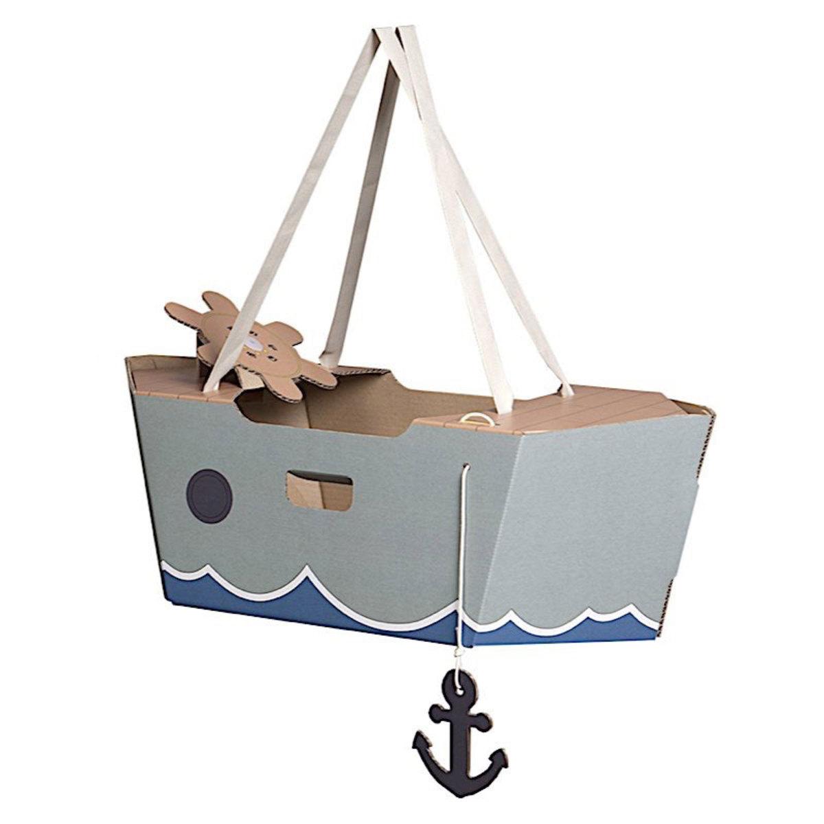 Mes premiers jouets Tody Boat Bleu Tody Boat Bleu