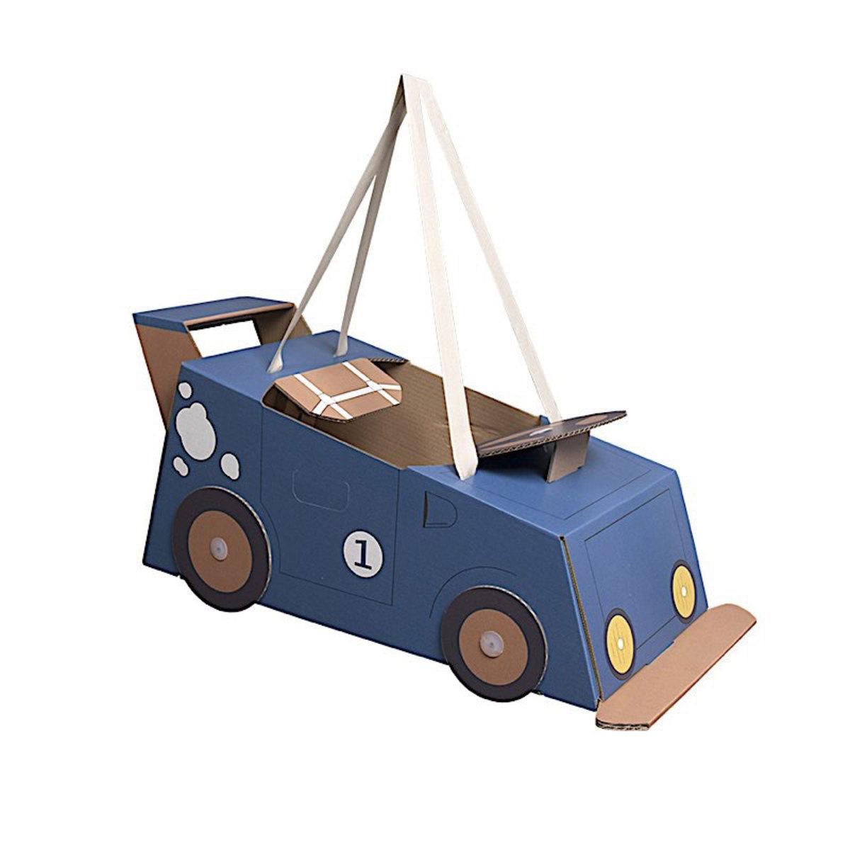 Mes premiers jouets Tody Car Bleu Tody Car Bleu