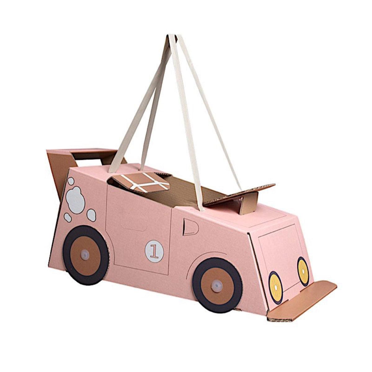 Mes premiers jouets Tody Car Rose Tody Car Rose