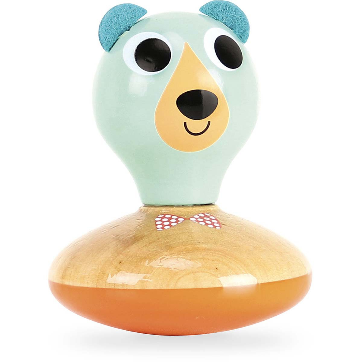Mes premiers jouets Hochet-Culbuto-Maracas Ours par Ingela P. Arrhenius Hochet-Culbuto-Maracas Ours par Ingela P. Arrhenius