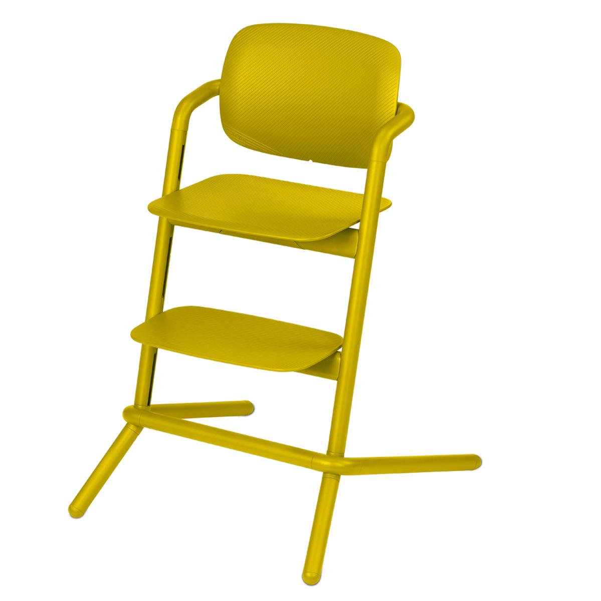 Chaise haute Chaise Haute Lemo - Canary Yellow Chaise Haute Lemo - Canary Yellow