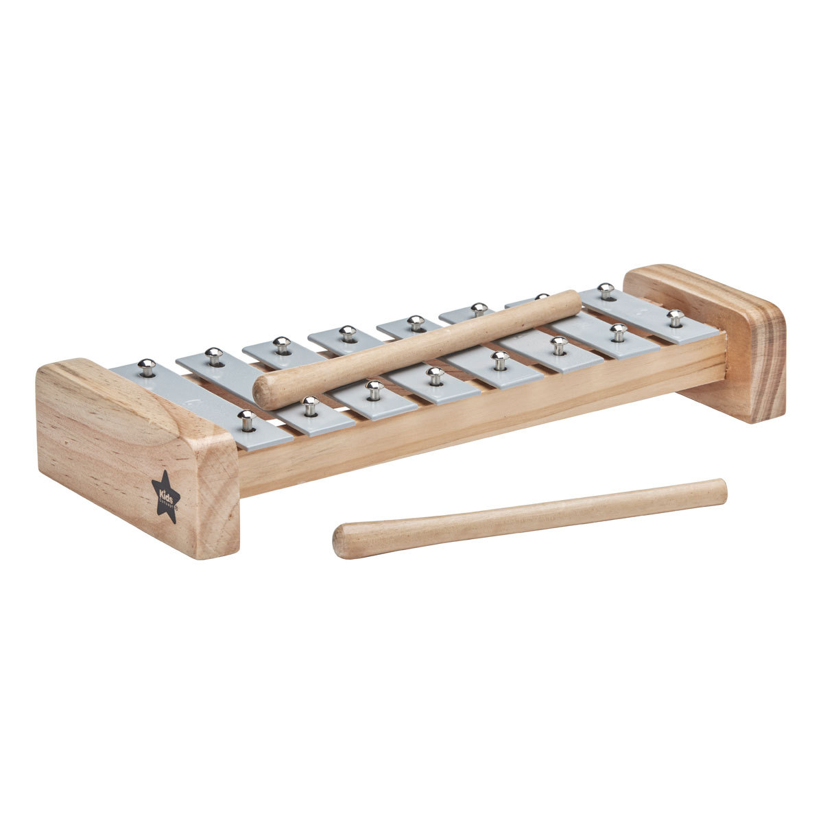 Mes premiers jouets Xylophone Gris Xylophone Gris