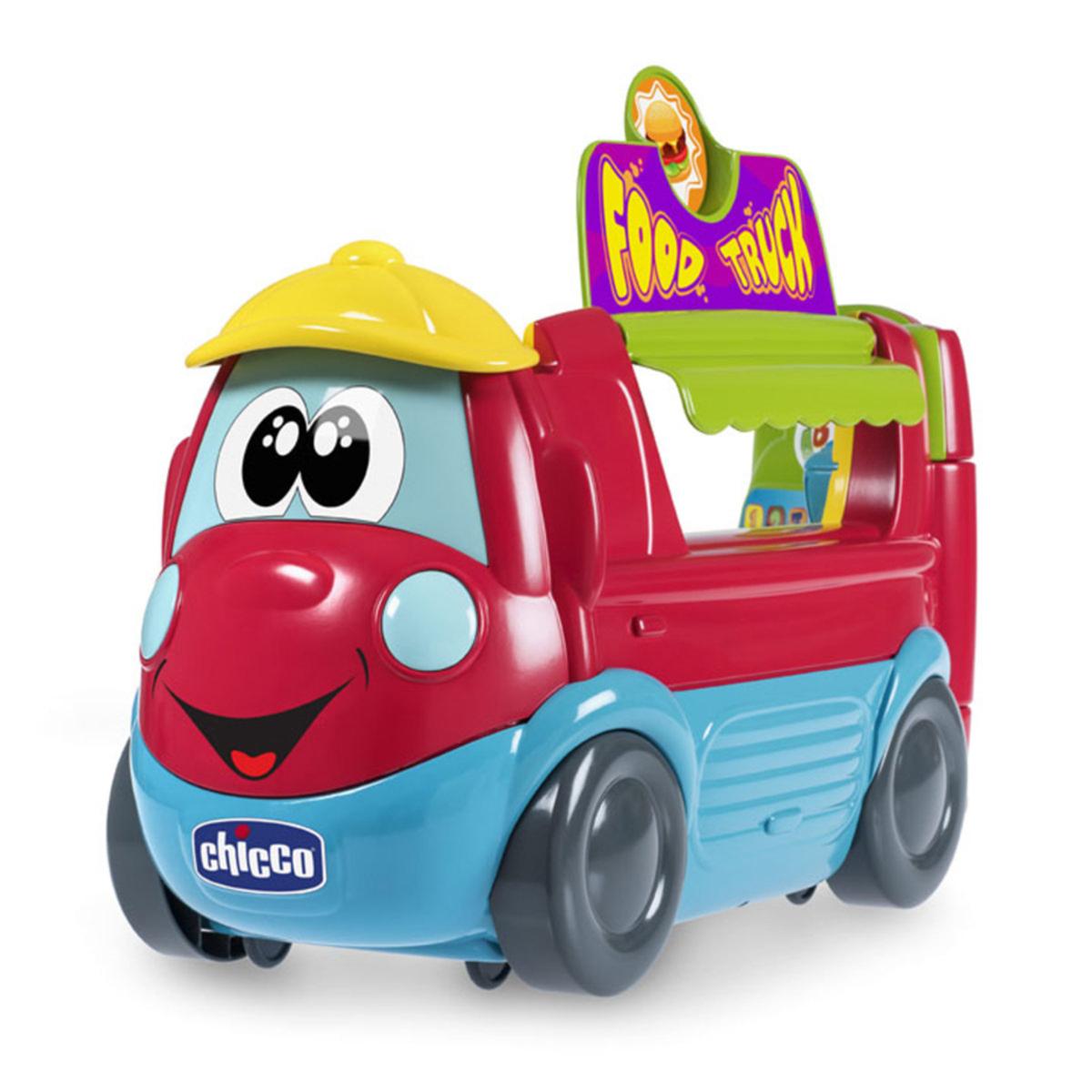 Mes premiers jouets Albert camion burger bilingue Fr/En Albert camion burger bilingue Fr/En