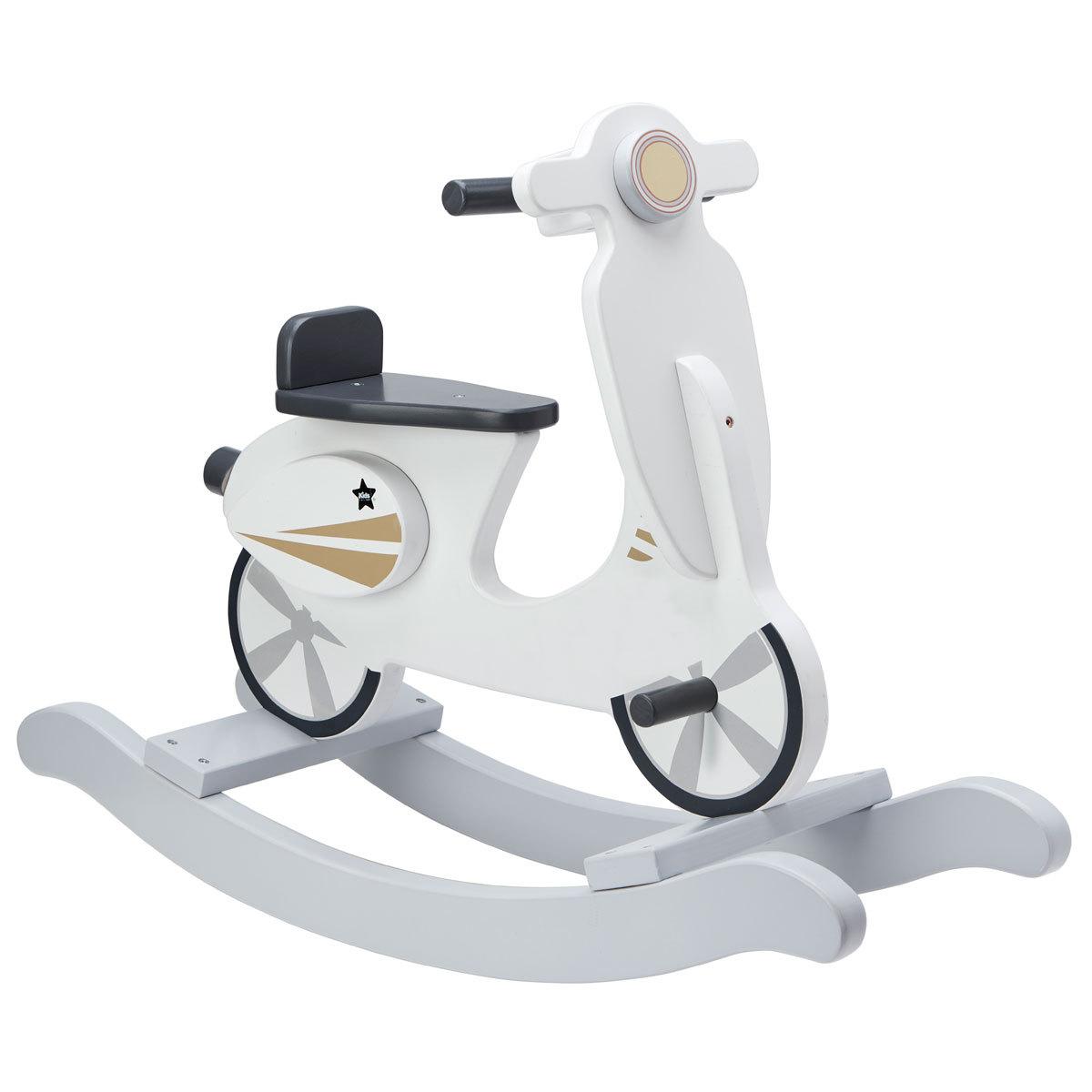 Trotteur & Porteur Scooter à Bascule - Gris Scooter à Bascule - Gris