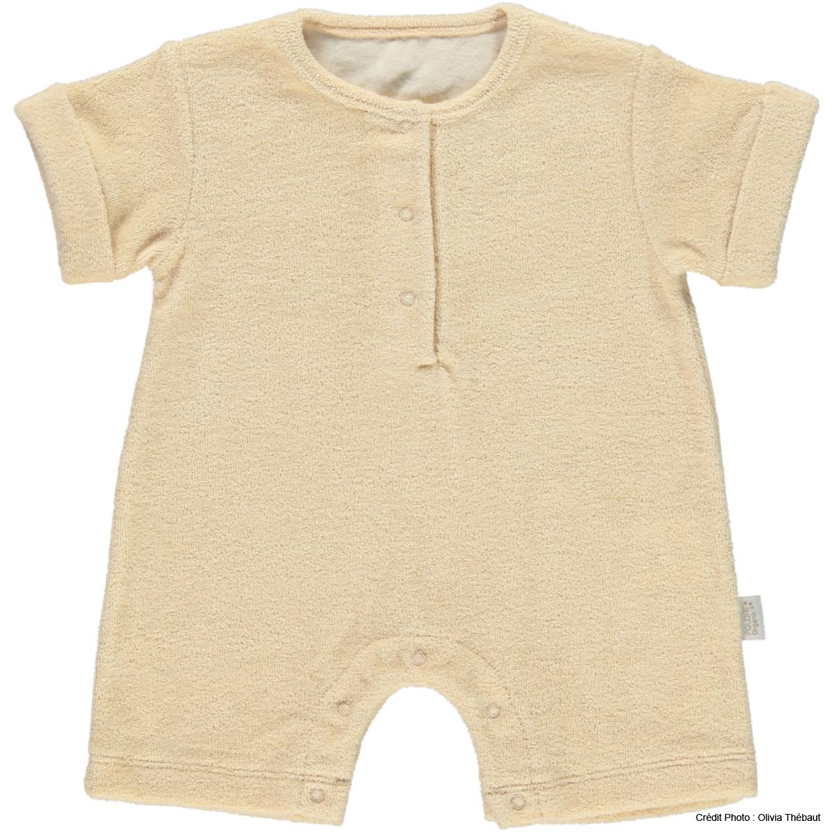 Robe & Combinaison Combicourt Guimauve Amberlight - 24 mois Combicourt Guimauve Amberlight - 24 mois
