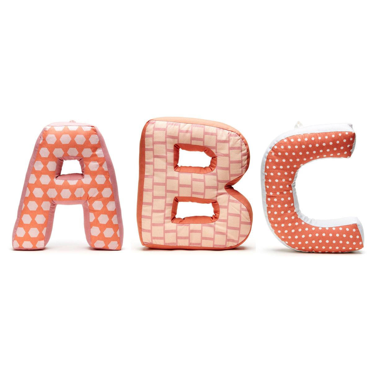Coussin EDVIN - Coussins ABC - Rose