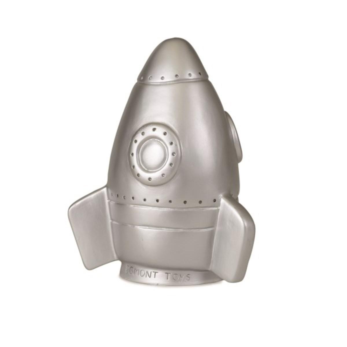 Lampe à poser Lampe Fusée - Argent Lampe Fusée - Argent
