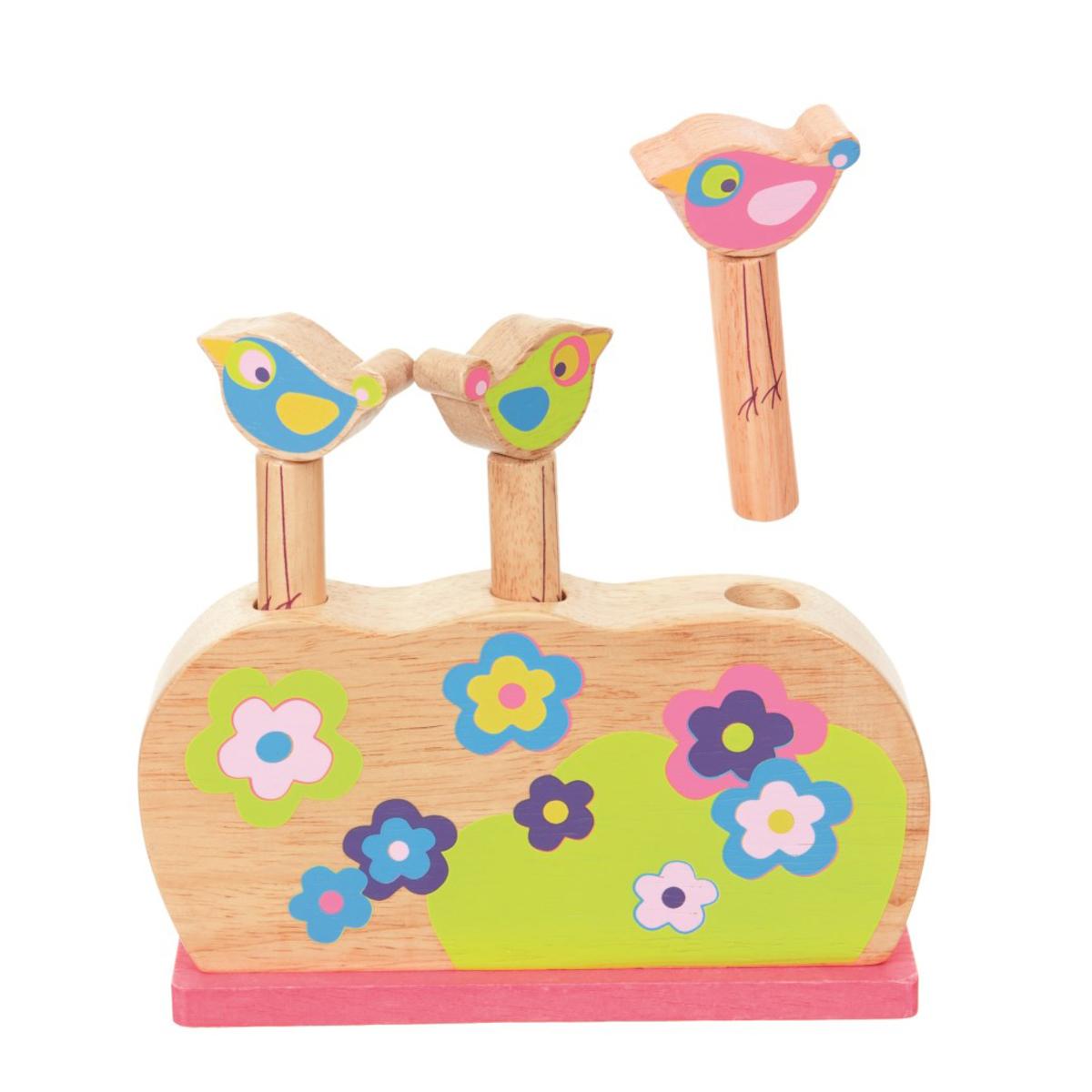 Mes premiers jouets Pop-up Oiseaux Pop-up Oiseaux
