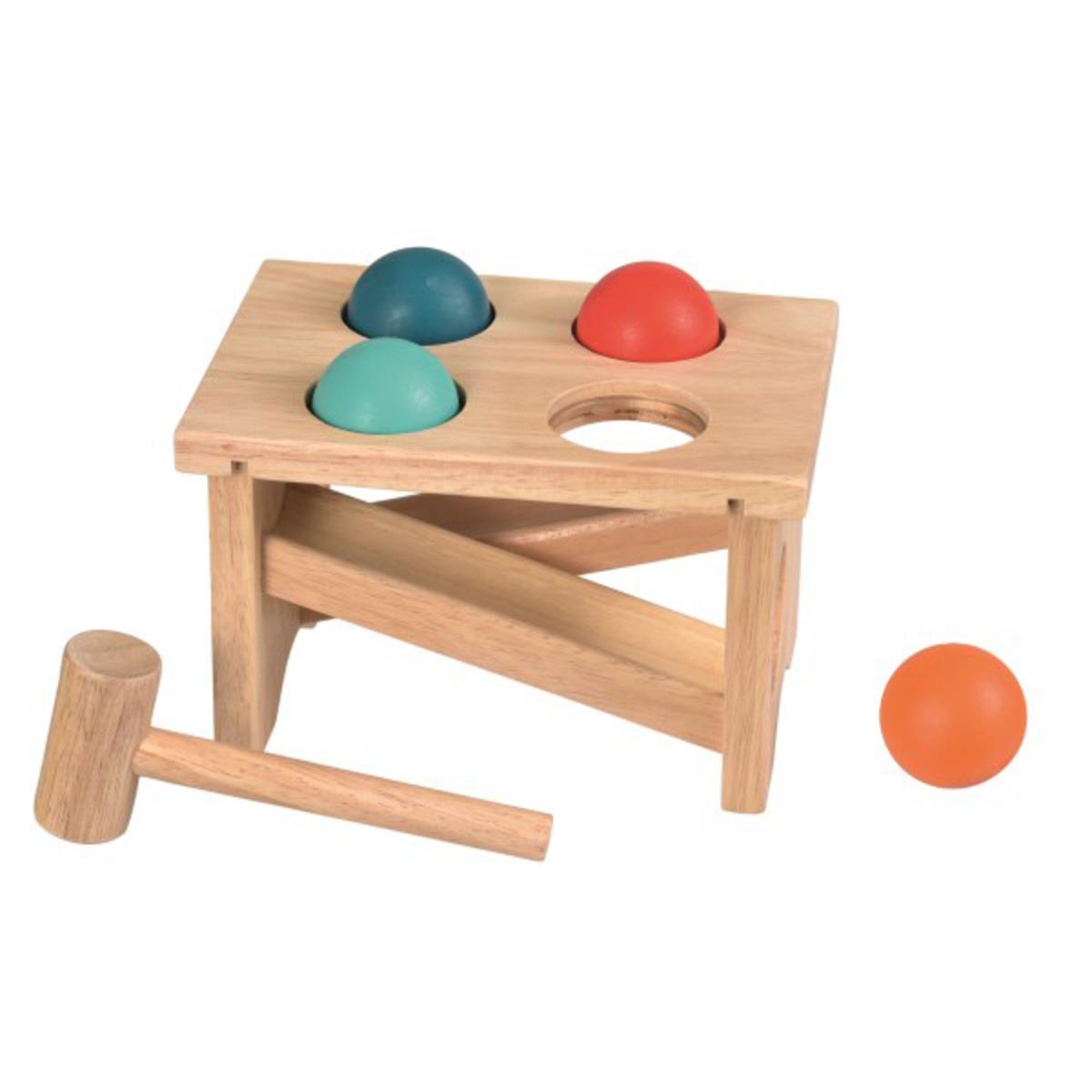 Mes premiers jouets Jeu de Marteau avec Balles Jeu de Marteau avec Balles