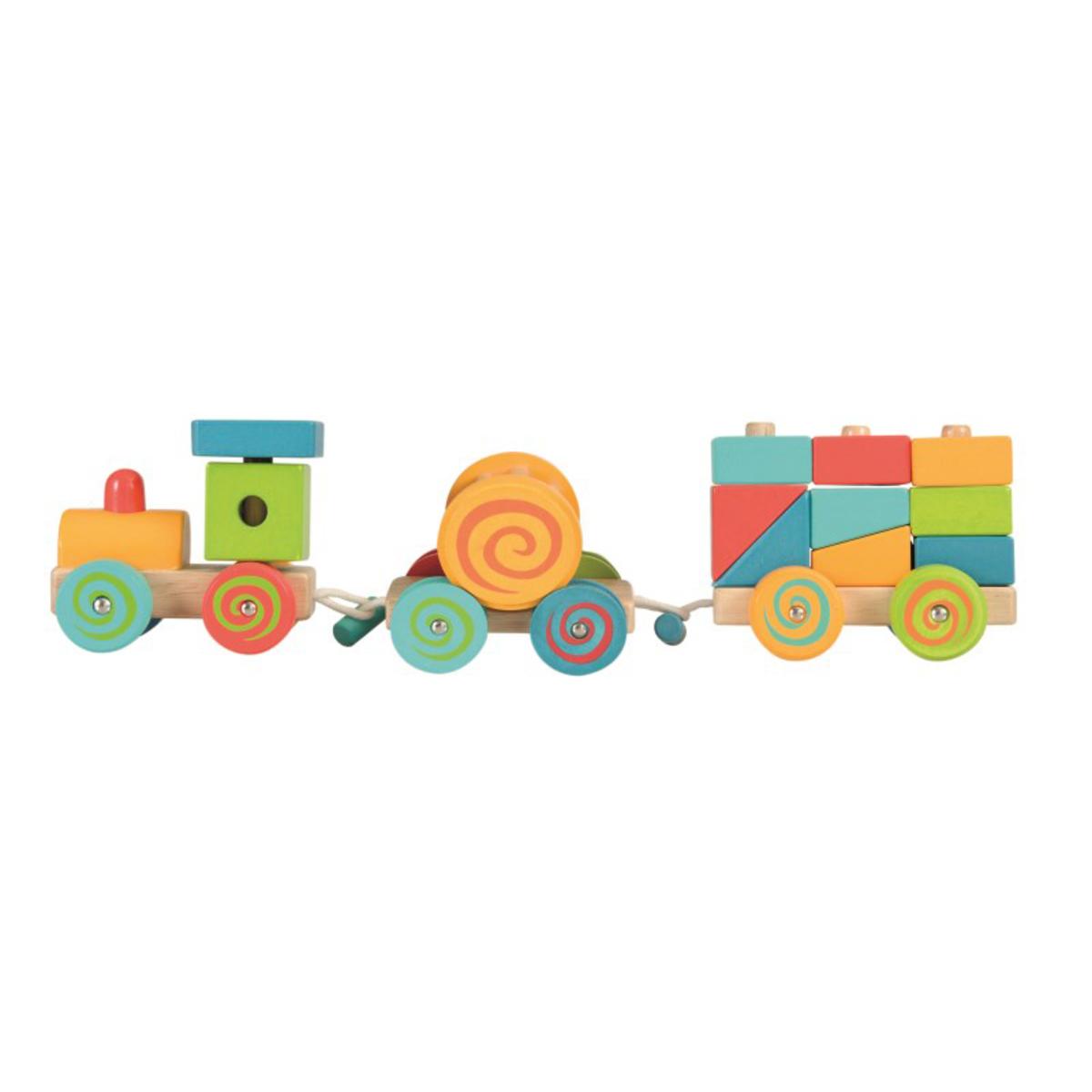 Mes premiers jouets Train à Tirer Train à Tirer