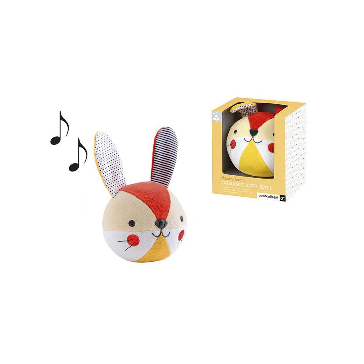 Mes premiers jouets Boule Carillon Lapin Boule Carillon Lapin