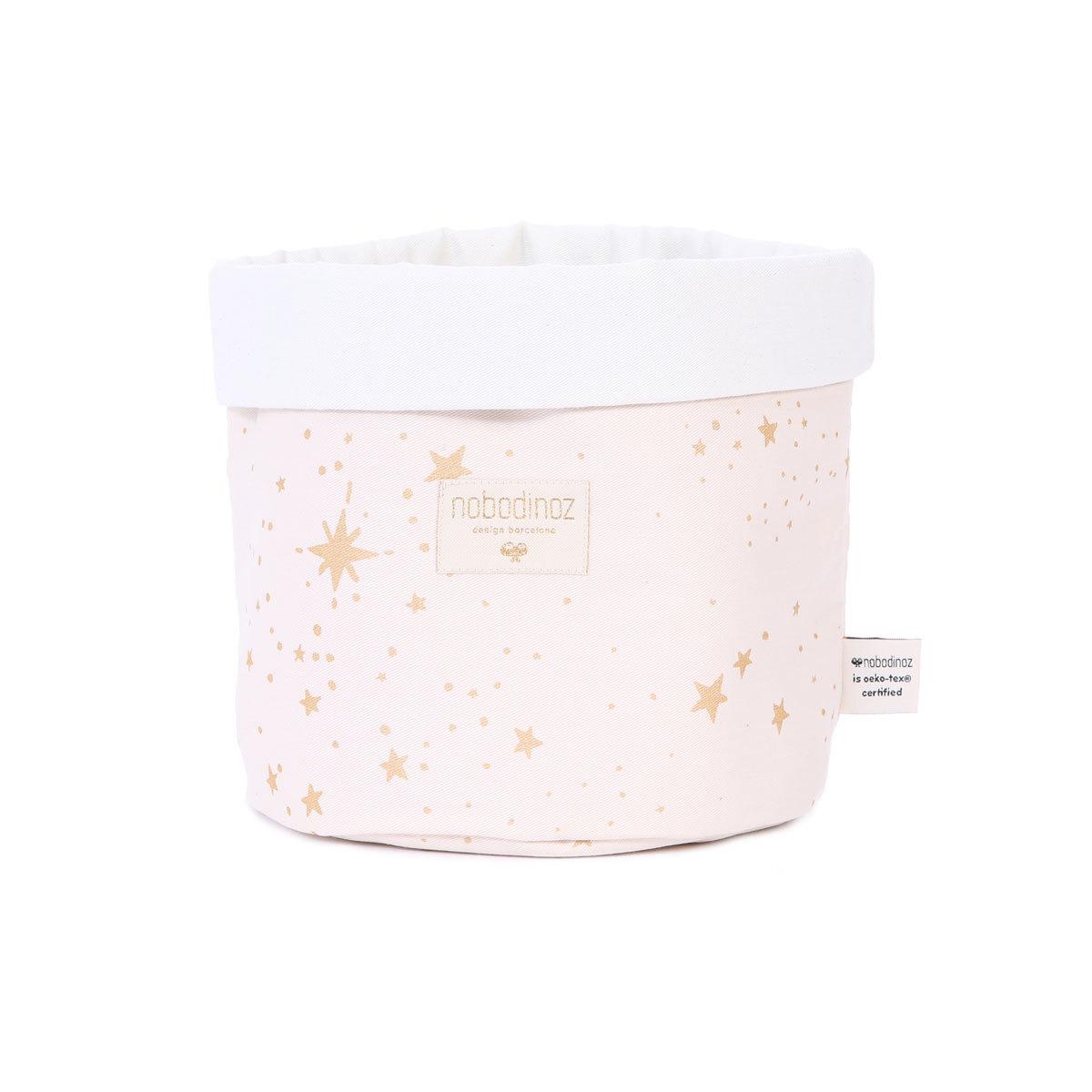 Panier & corbeille Panier de Rangement Panda - Gold Stella & Dream Pink Panier de Rangement Panda - Gold Stella & Dream Pink