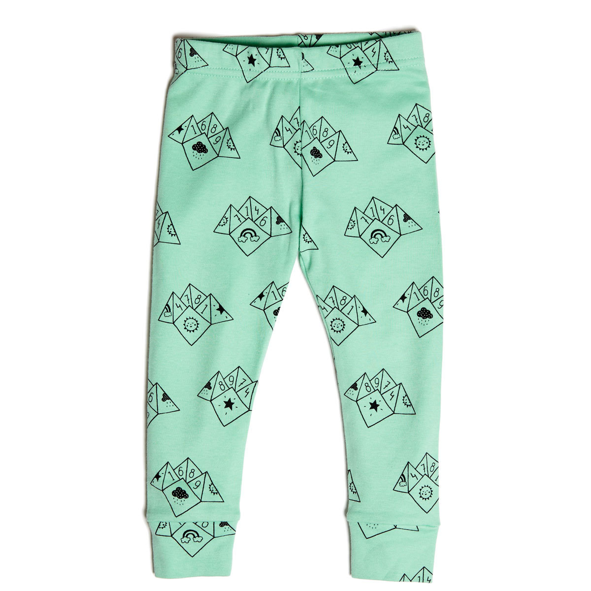 Bas Bébé Leggings Fortune Teller - 18/24 Mois Leggings Fortune Teller - 18/24 Mois
