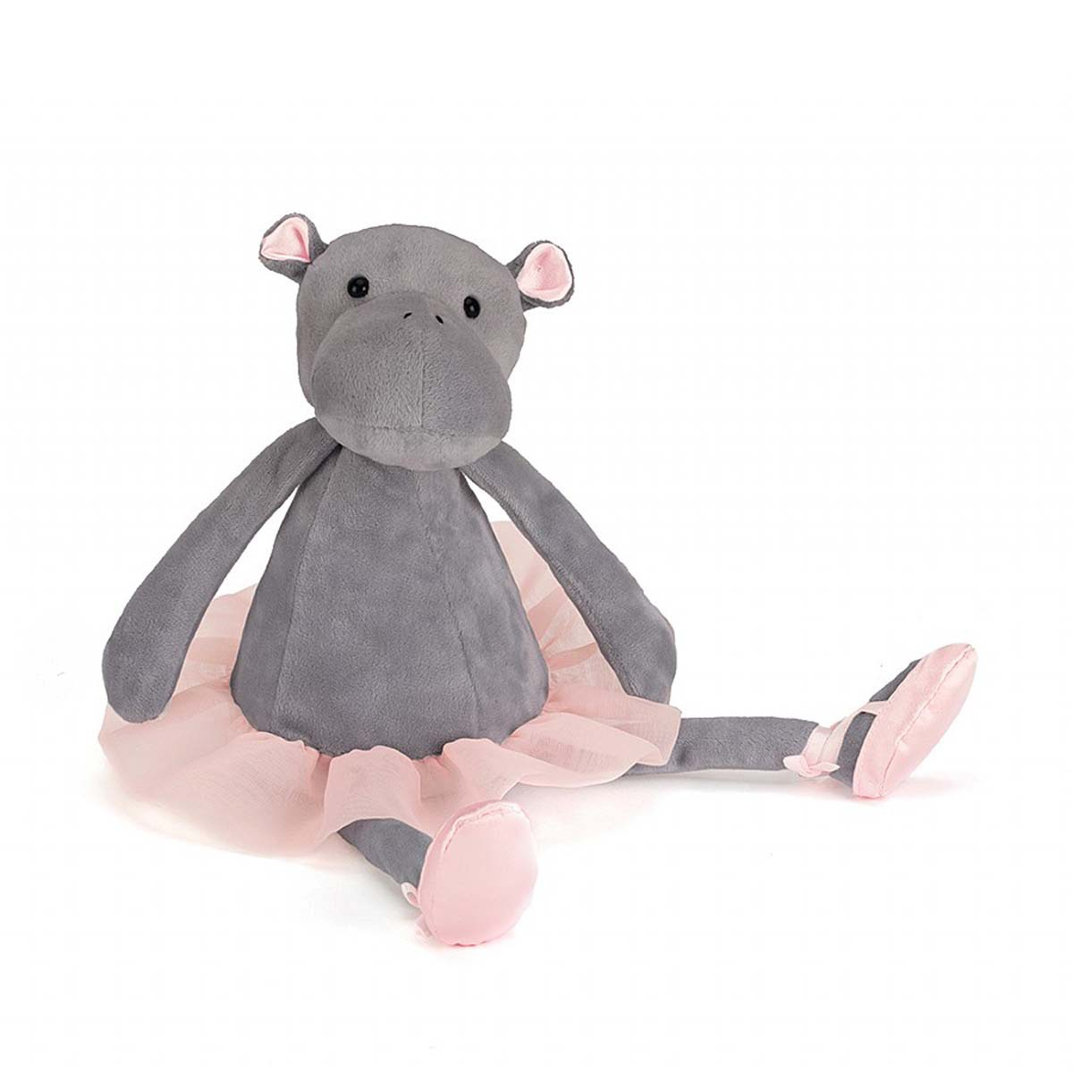 Peluche Dancing Darcey Hippo - Medium Dancing Darcey Hippo - Medium