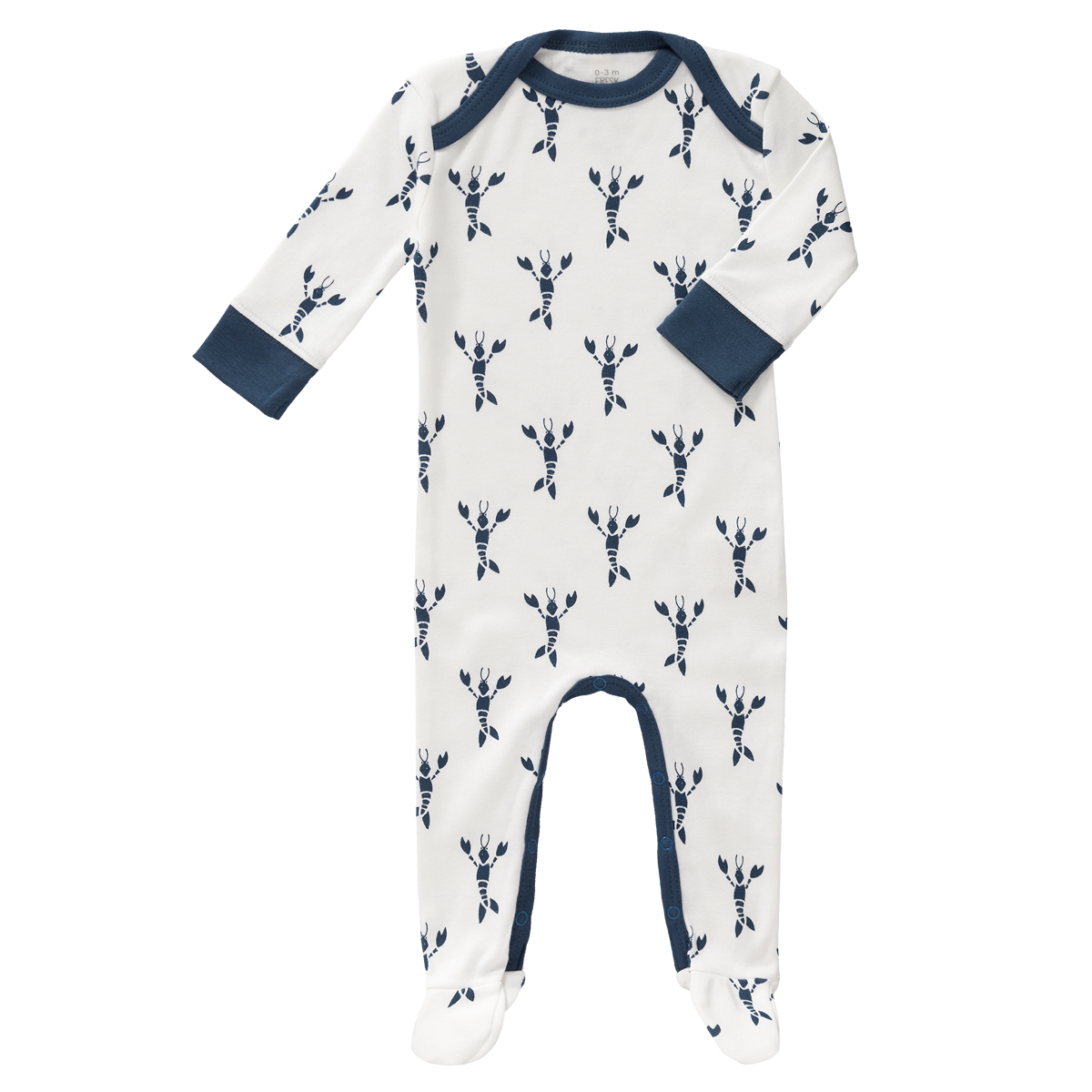 Body & Pyjama Pyjama Crabe - 0/3 Mois Pyjama Crabe - 0/3 Mois