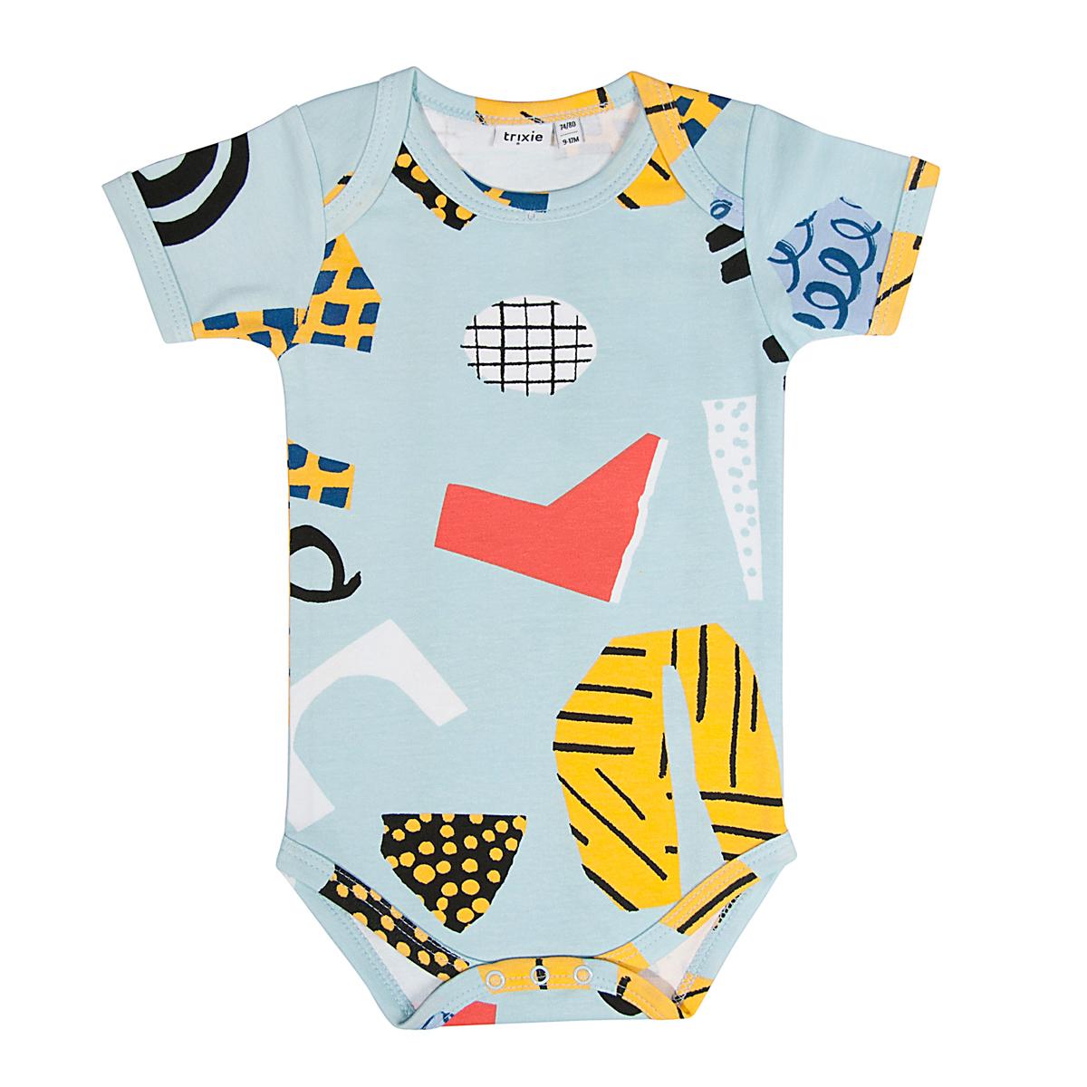 Body et Pyjama Body Manches Courtes Bingo - 86/92 Body Manches Courtes Bingo - 86/92
